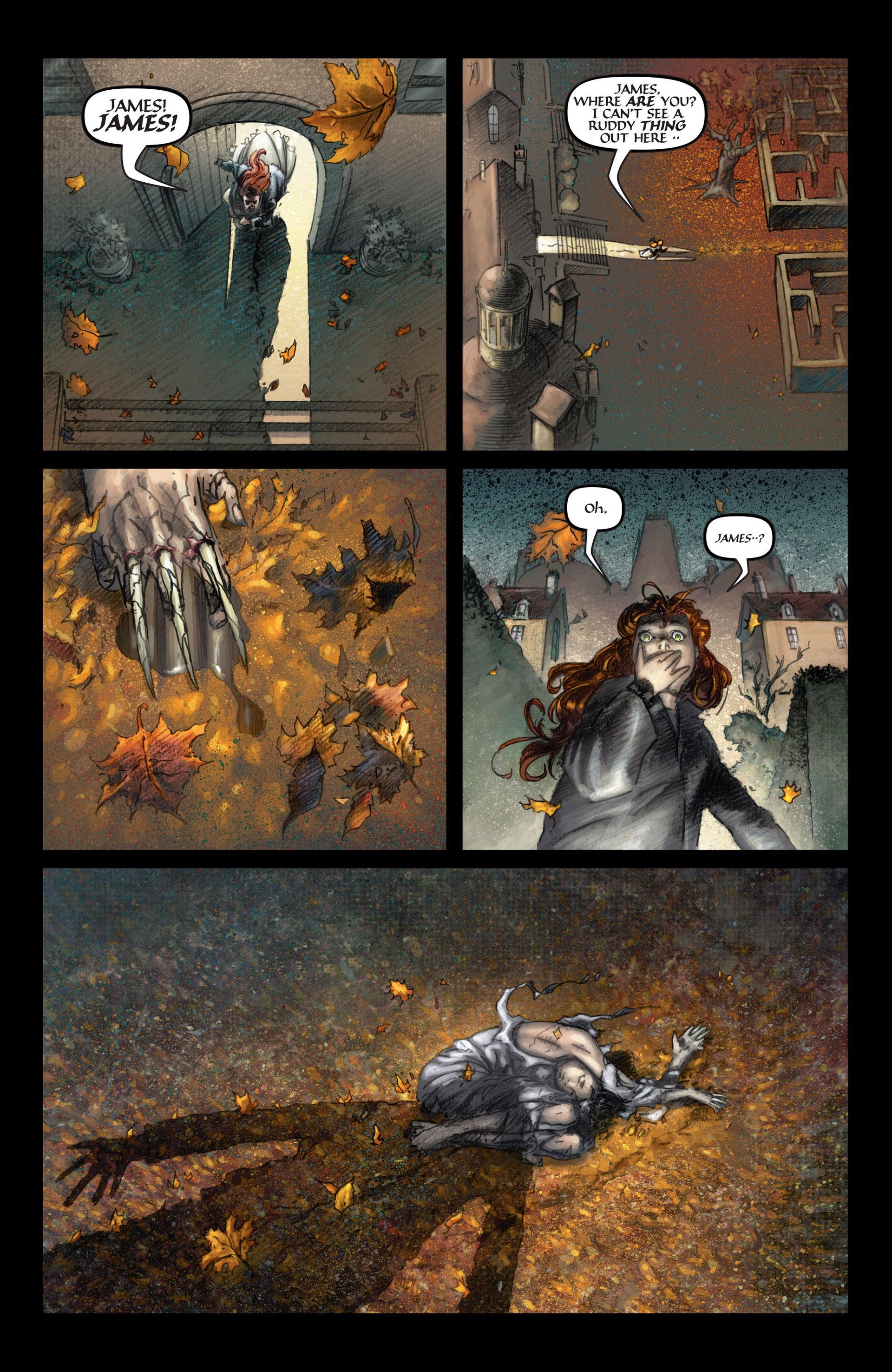 Read online Wolverine: The Origin comic -  Issue #3 - 7