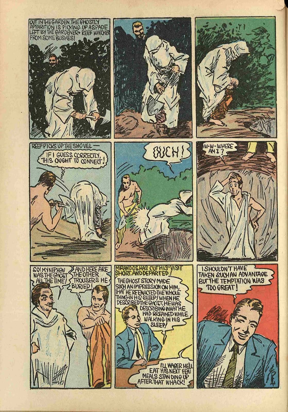 Stars and Stripes Comics issue 2 - Page 58