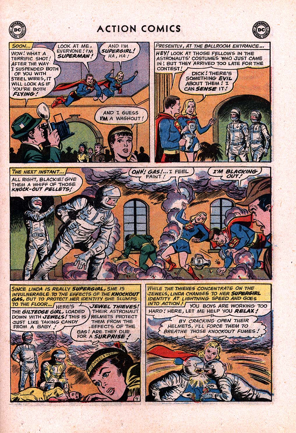 Read online Action Comics (1938) comic -  Issue #296 - 23
