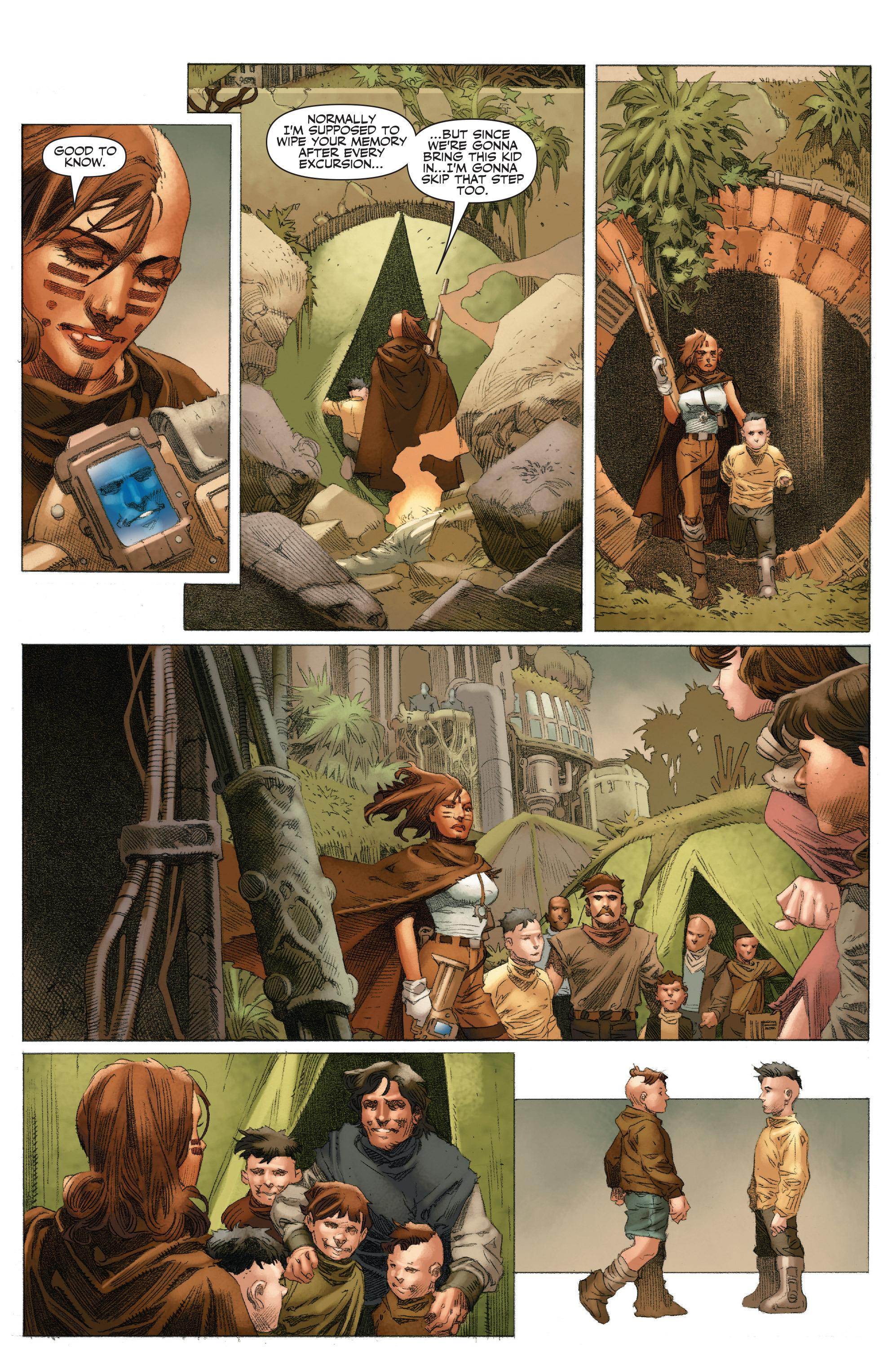 Read online 4001 A.D.: War Mother comic -  Issue #4001 A.D.: War Mother Full - 28