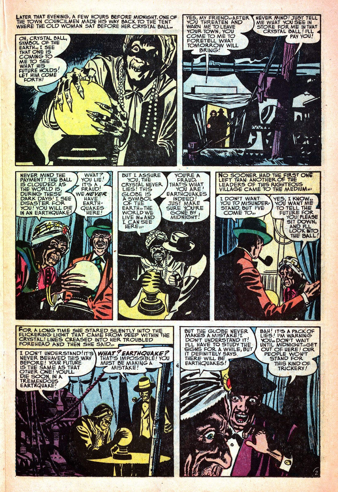 Mystic (1951) issue 32 - Page 23
