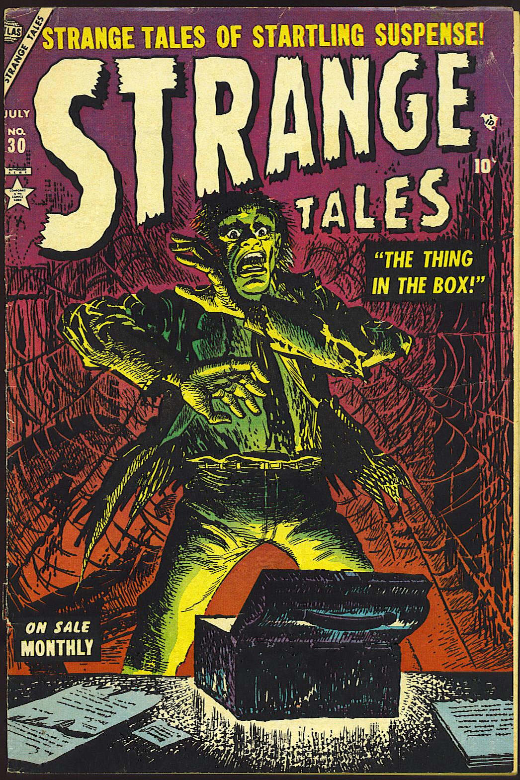 Strange Tales (1951) 30 Page 1