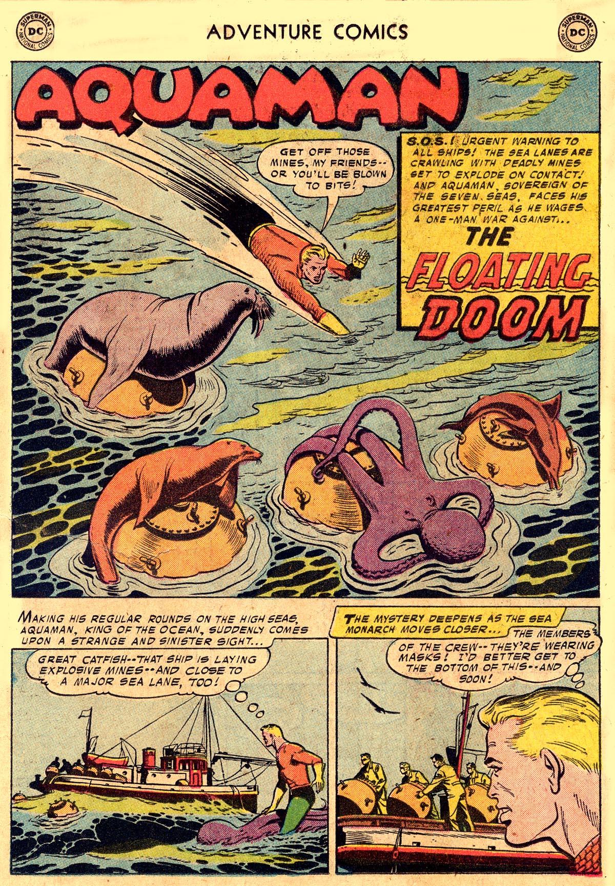 Read online Adventure Comics (1938) comic -  Issue #238 - 18