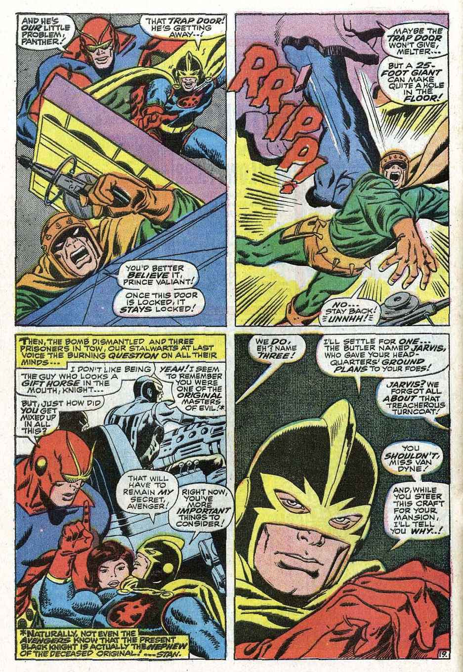 The Avengers (1963) 55 Page 27