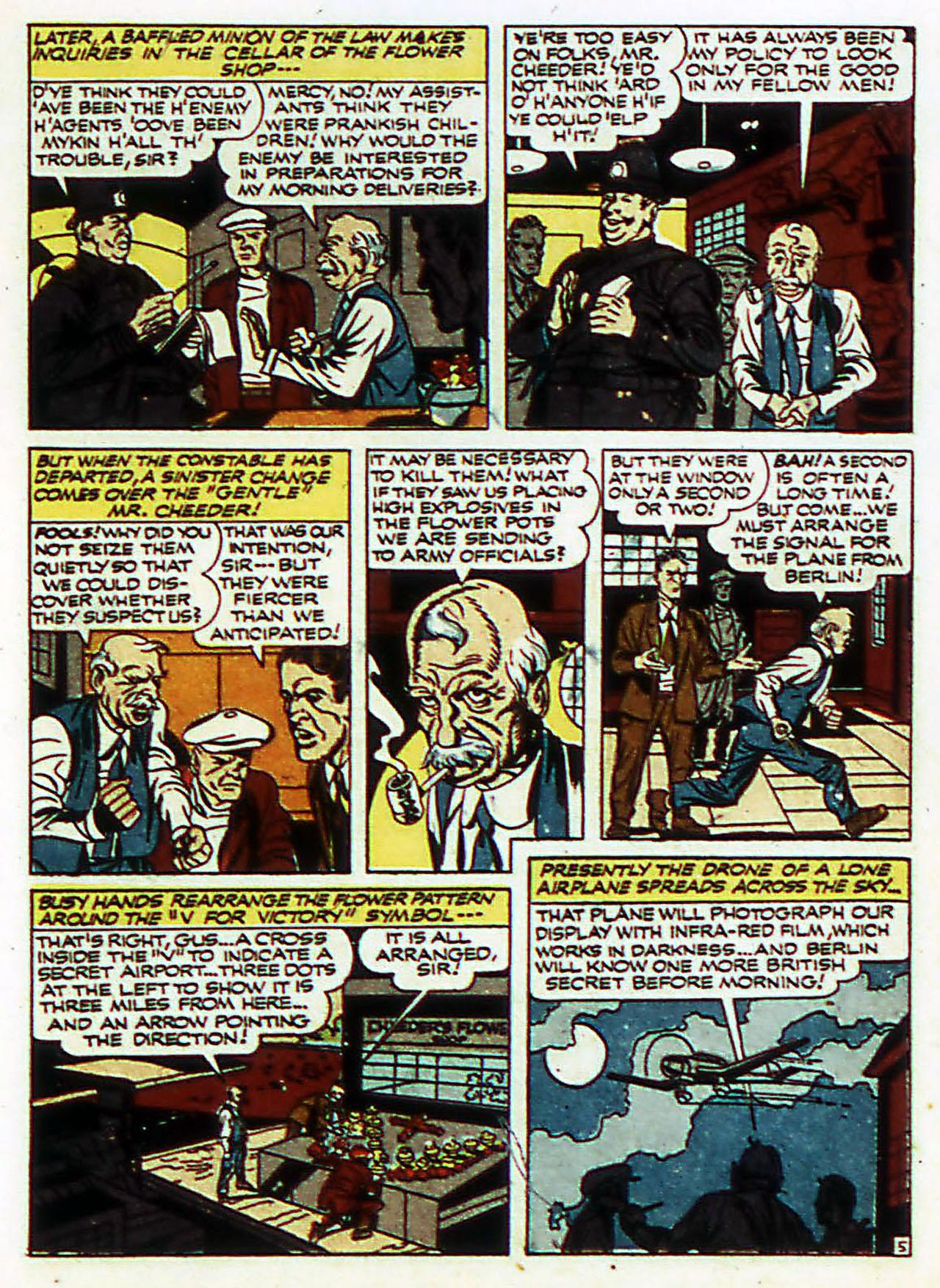 Read online Detective Comics (1937) comic -  Issue #72 - 22