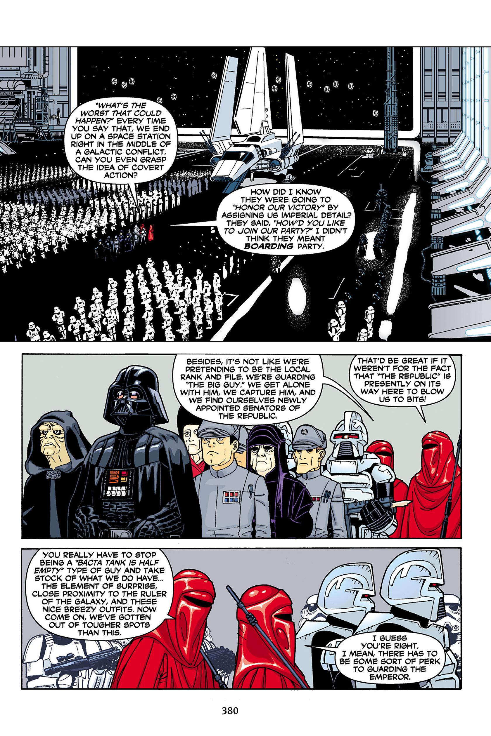 Read online Star Wars Omnibus comic -  Issue # Vol. 30 - 372