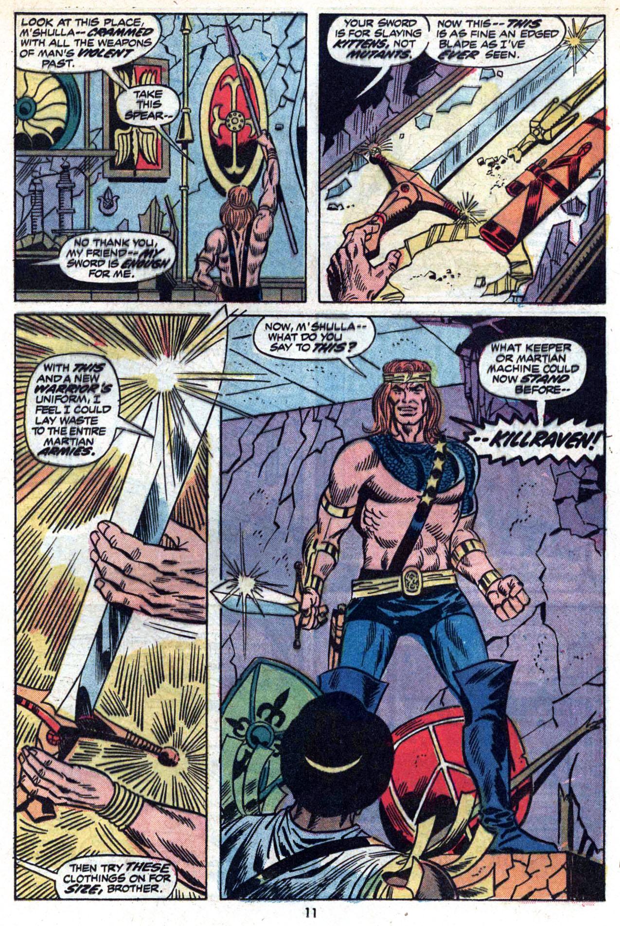 Read online Amazing Adventures (1970) comic -  Issue #20 - 13