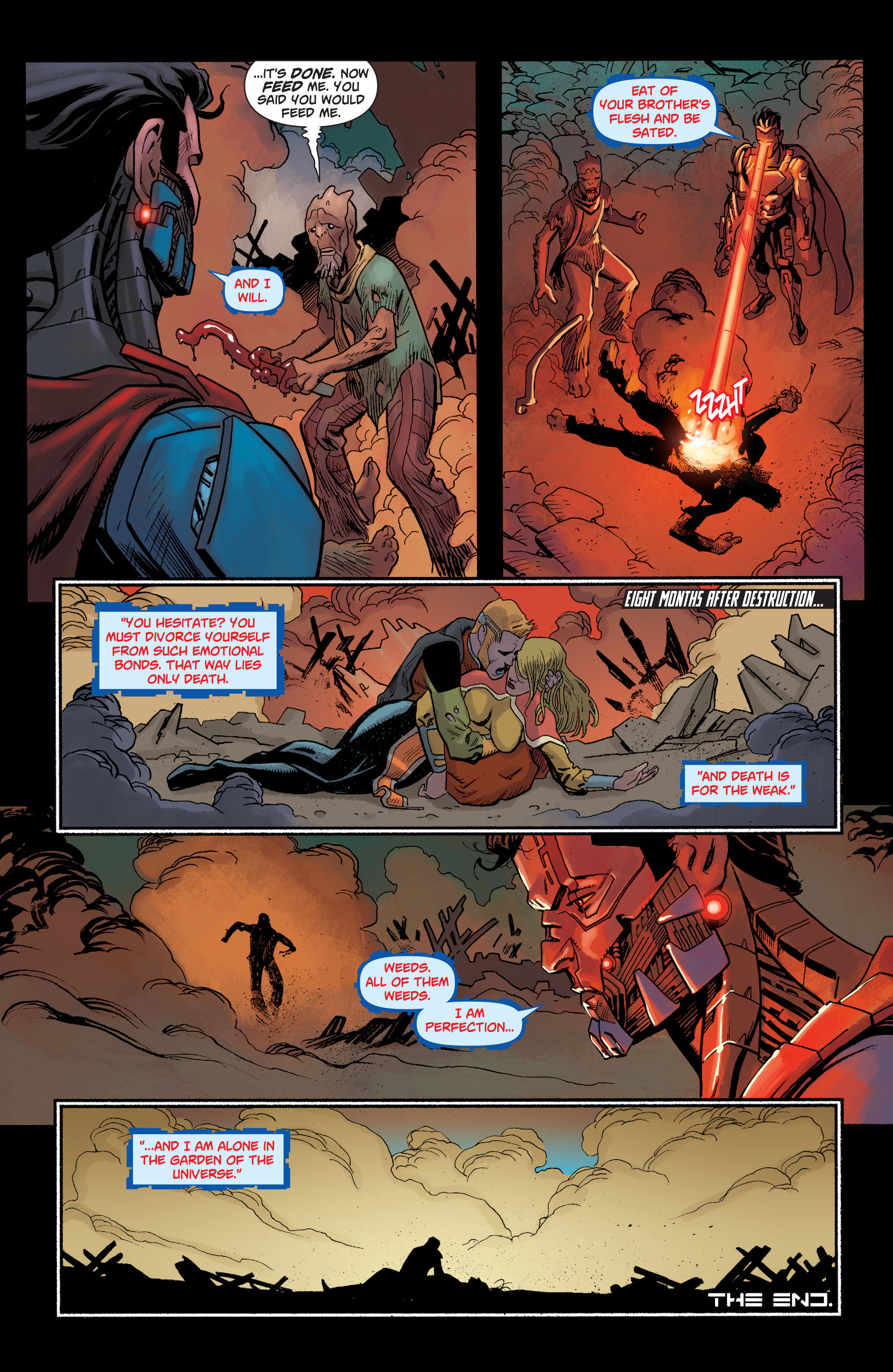 Read online Action Comics (2011) comic -  Issue #23.1 - 18