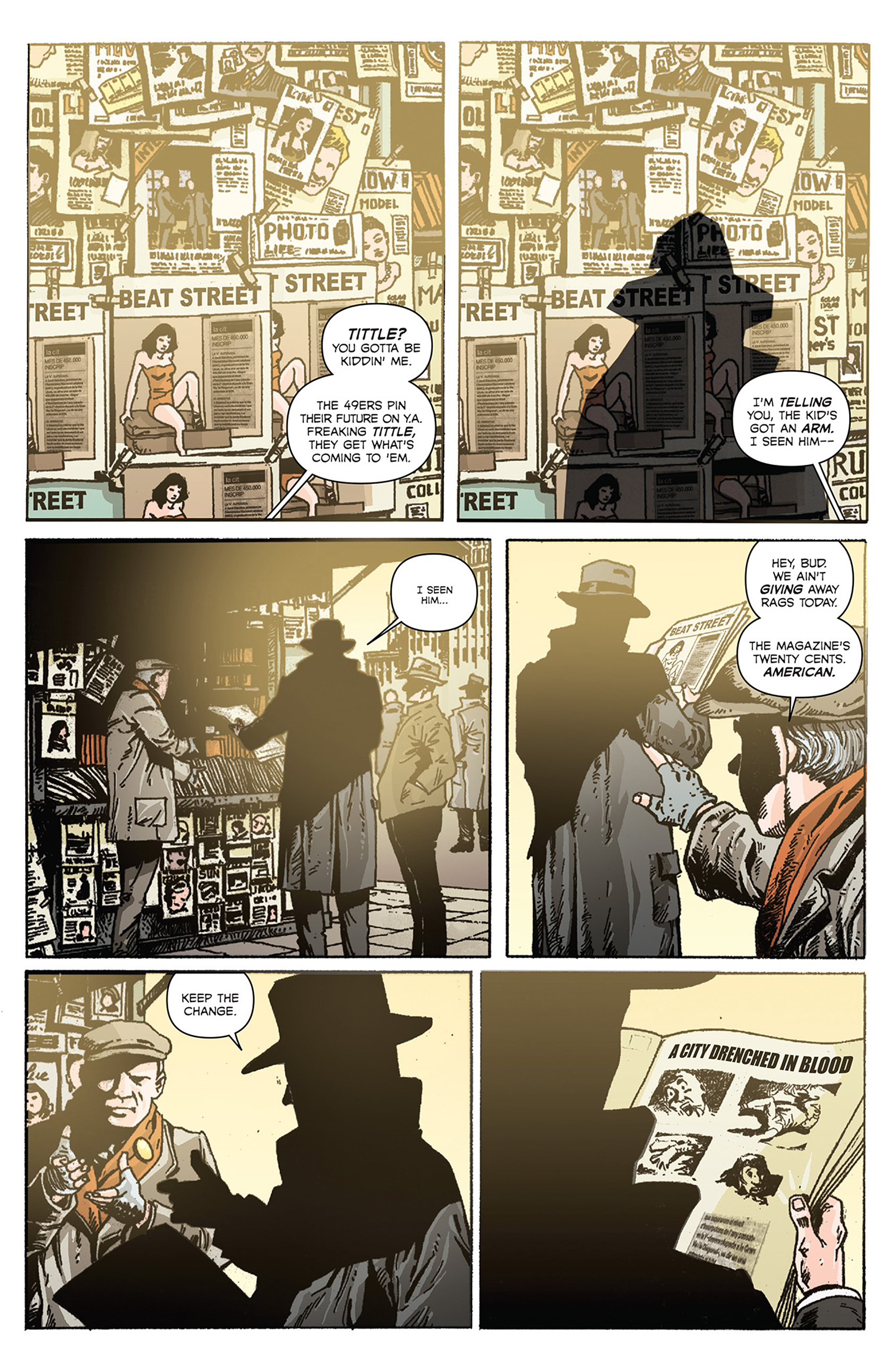 Read online Seduction of the Innocent (2015) comic -  Issue #1 - 3