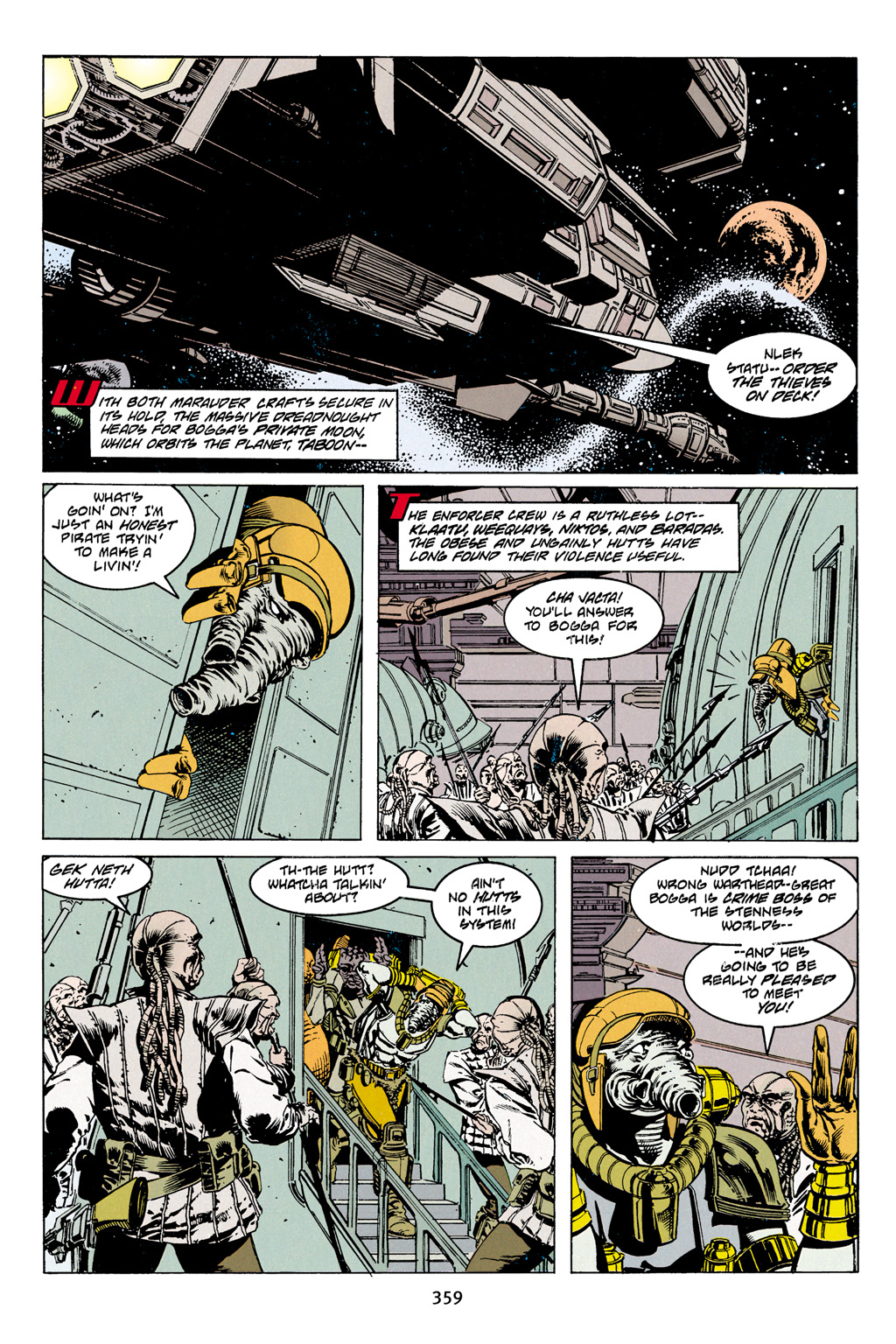 Read online Star Wars Omnibus comic -  Issue # Vol. 4 - 347