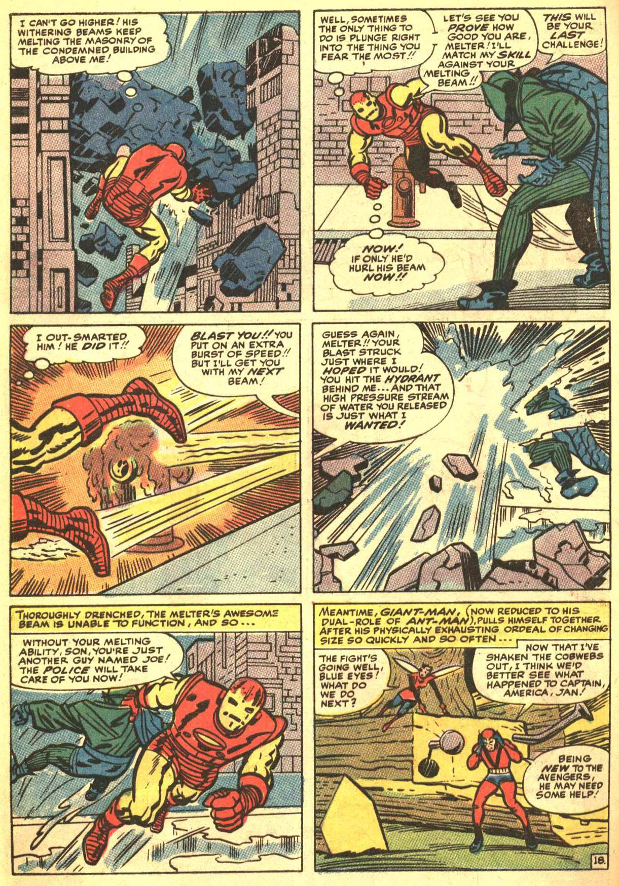 The Avengers (1963) 6 Page 18