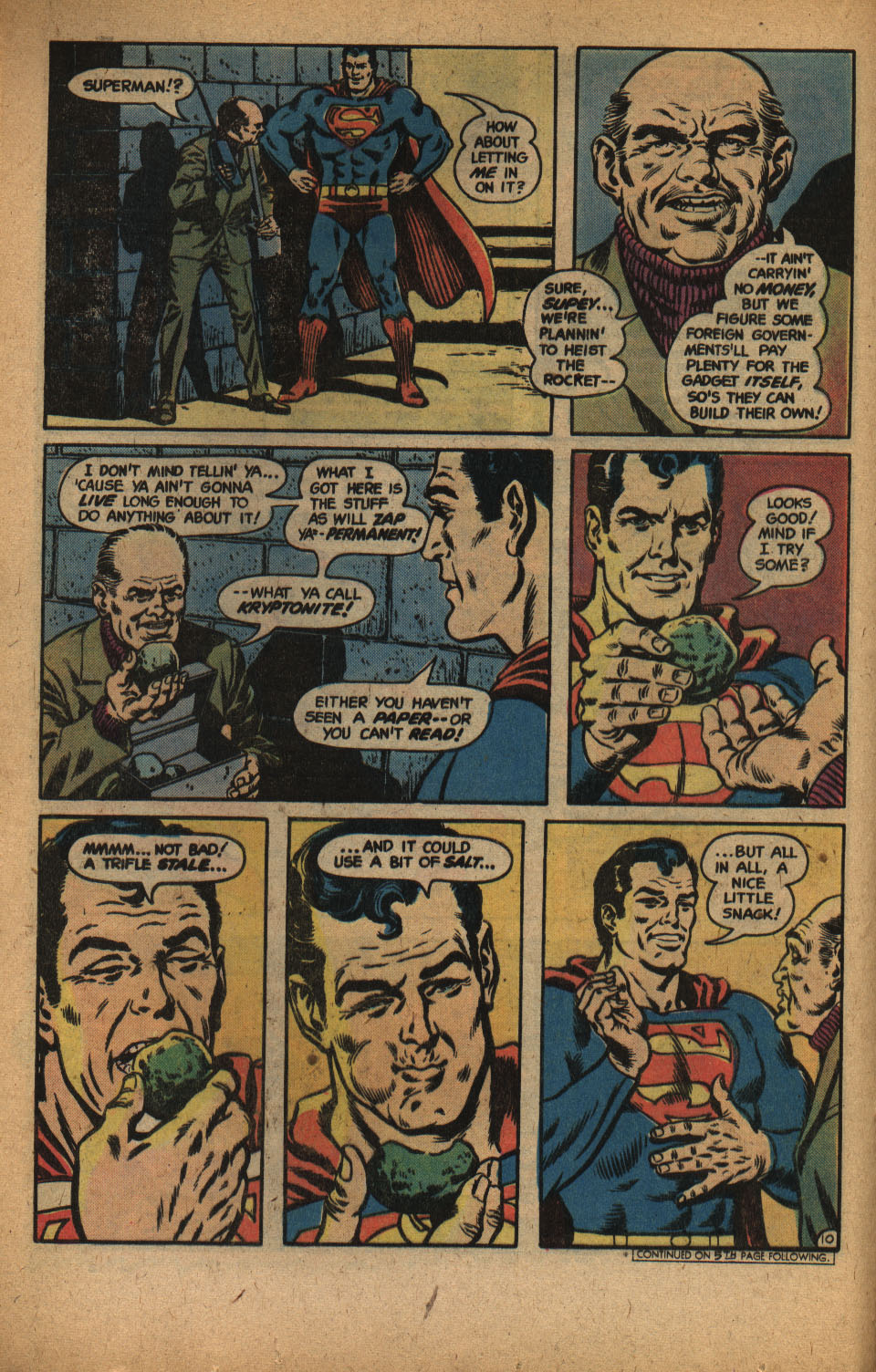 Read online Action Comics (1938) comic -  Issue #485 - 16