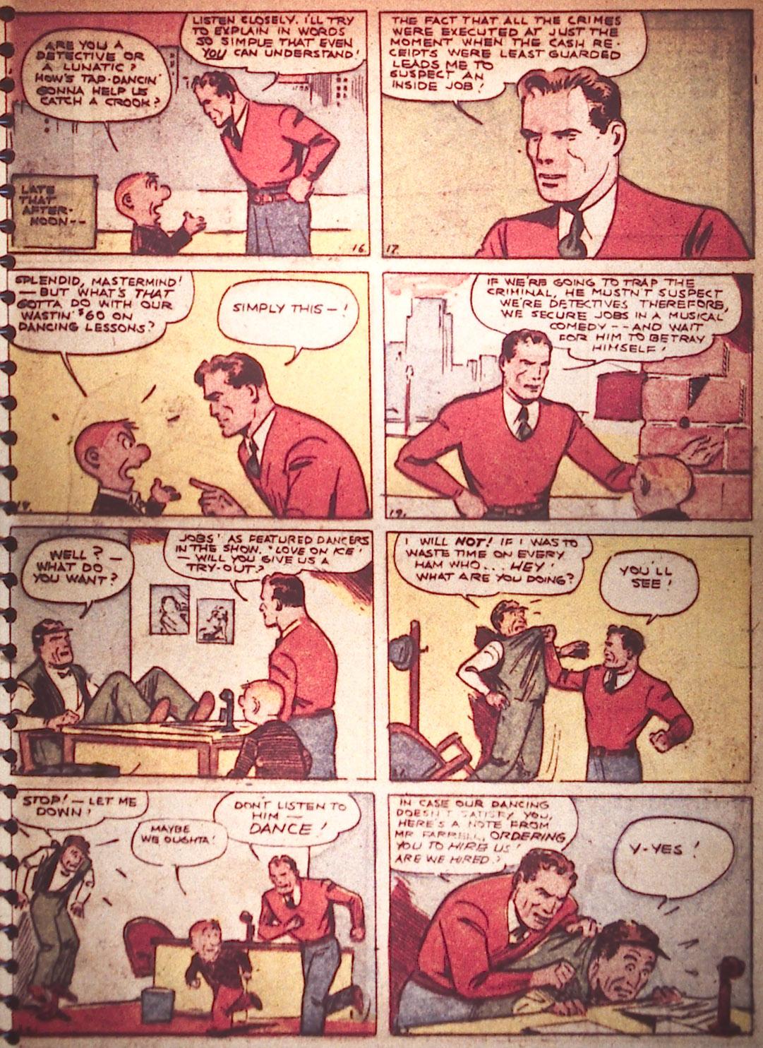 Read online Detective Comics (1937) comic -  Issue #16 - 57