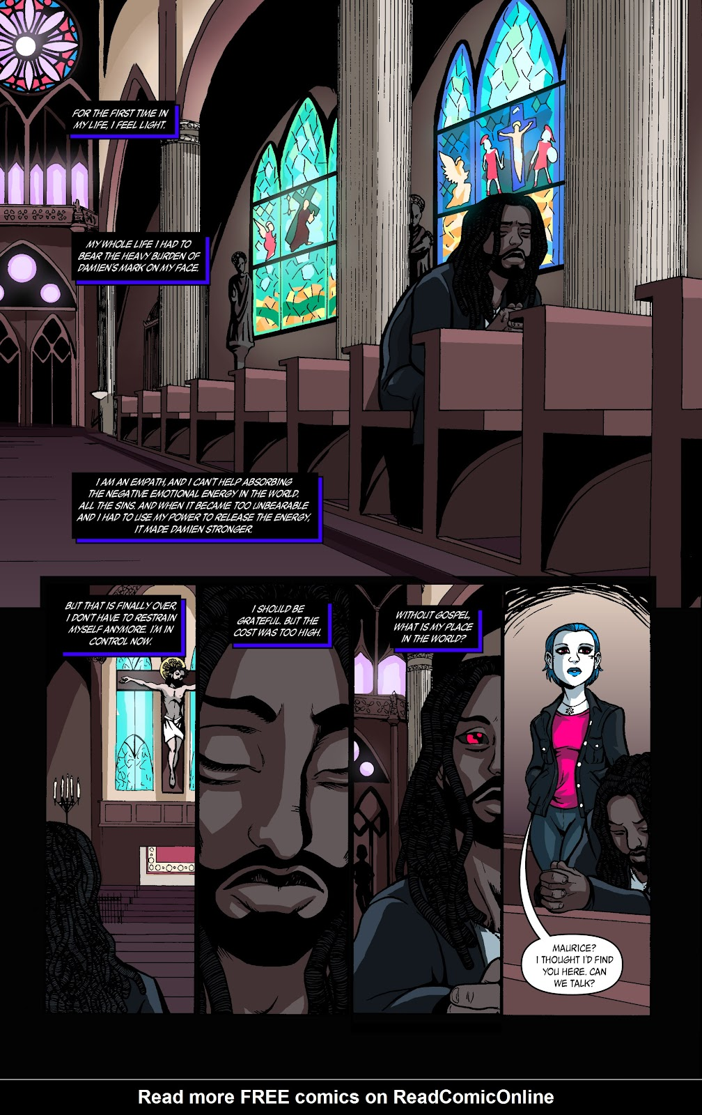 Sentinels issue 4 - Page 5