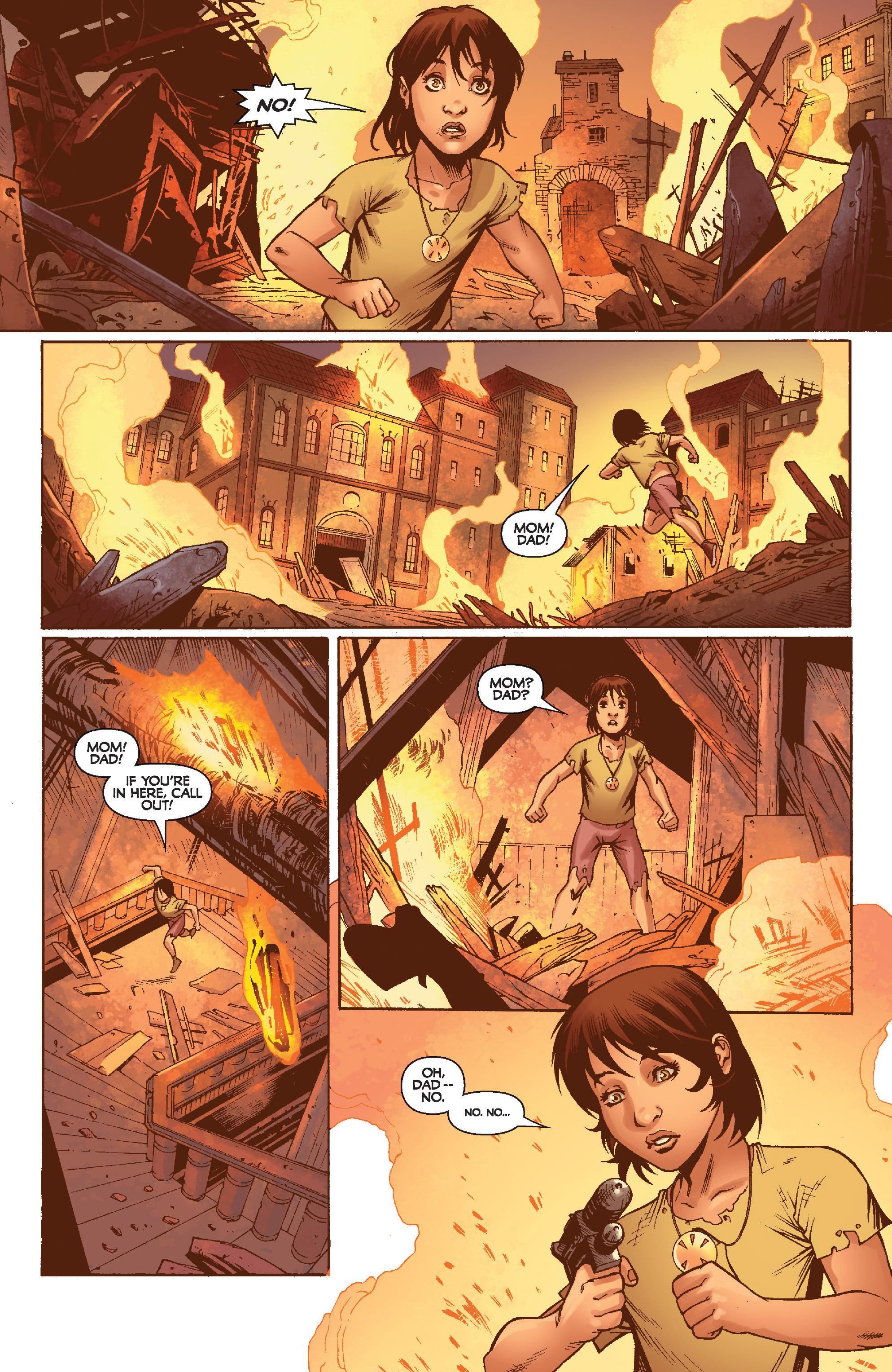 Read online Star Wars: Knight Errant - Escape comic -  Issue #2 - 5