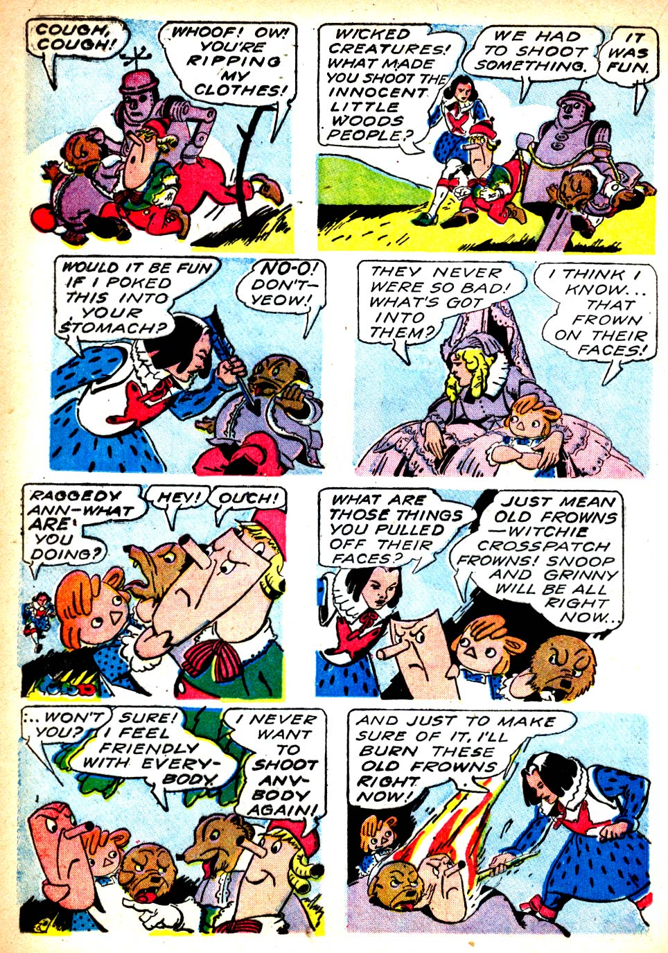 Four Color Comics issue 262 - Page 24
