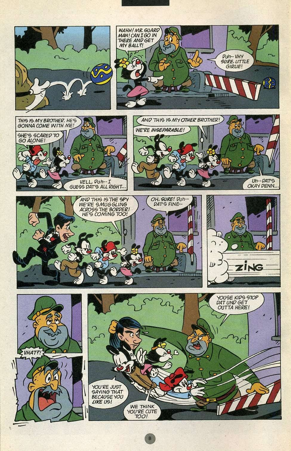 Animaniacs (1995) issue 14 - Page 10