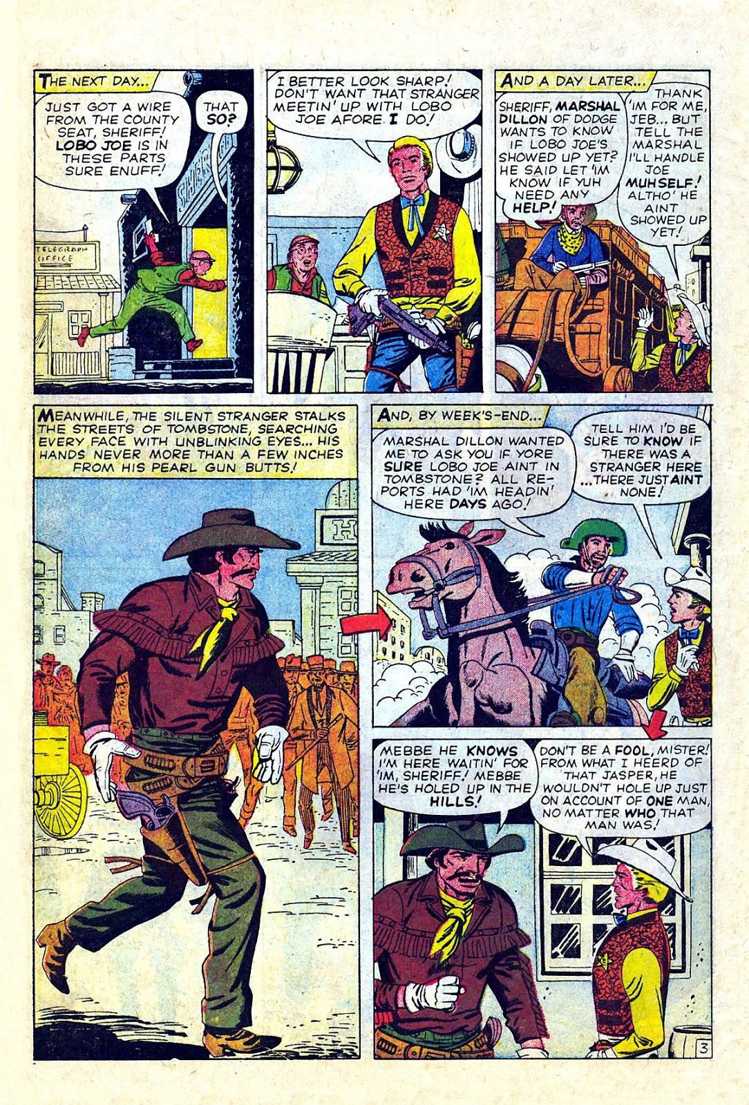 Gunsmoke Western issue 75 - Page 30
