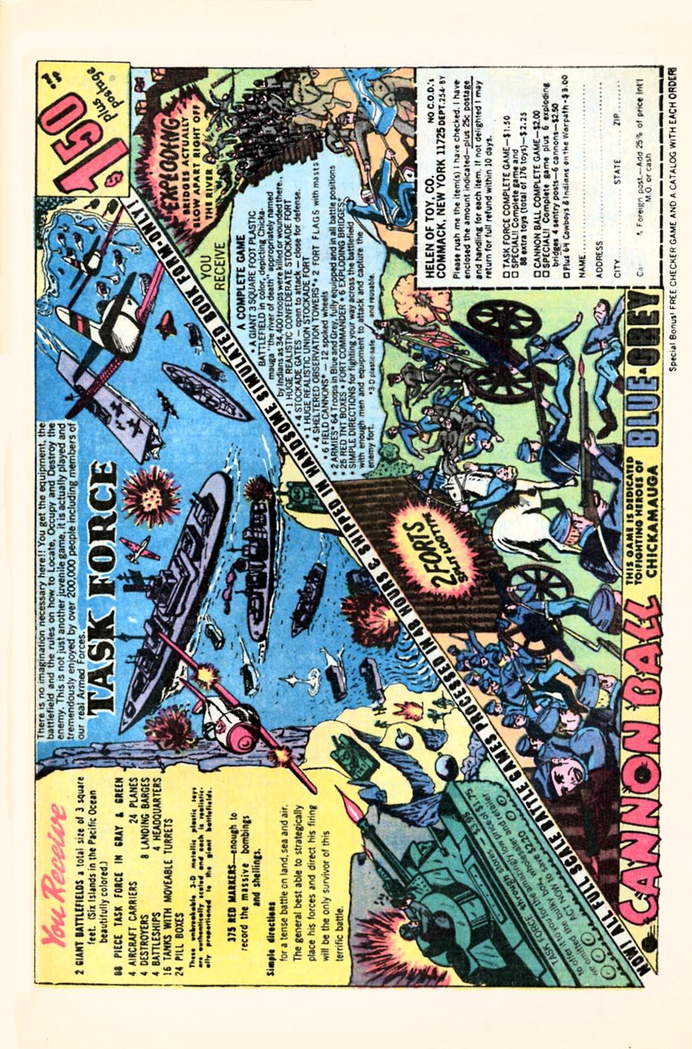 Read online Wonder Woman (1942) comic -  Issue #190 - 33