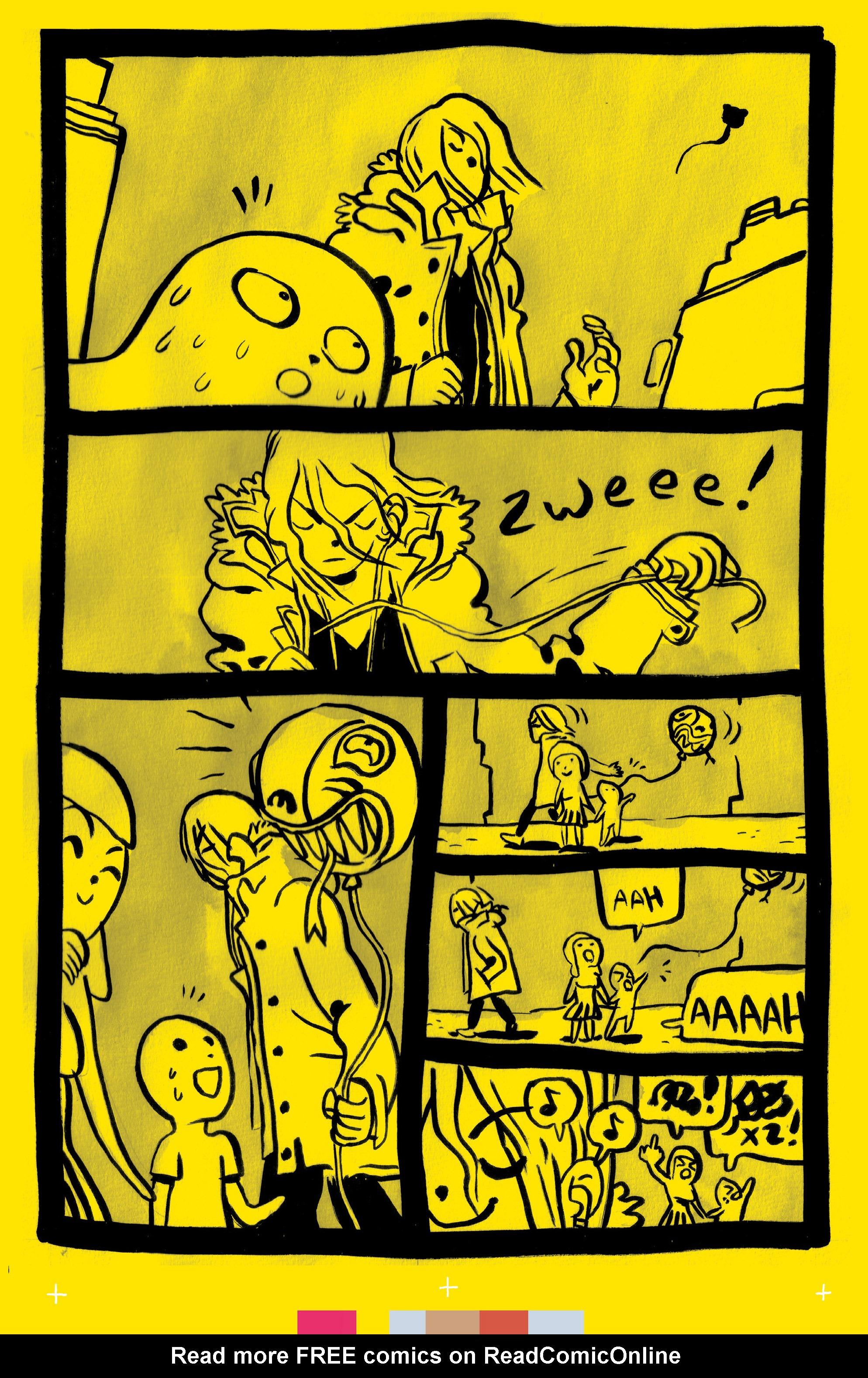 Read online Sun Bakery comic -  Issue #3 - 5