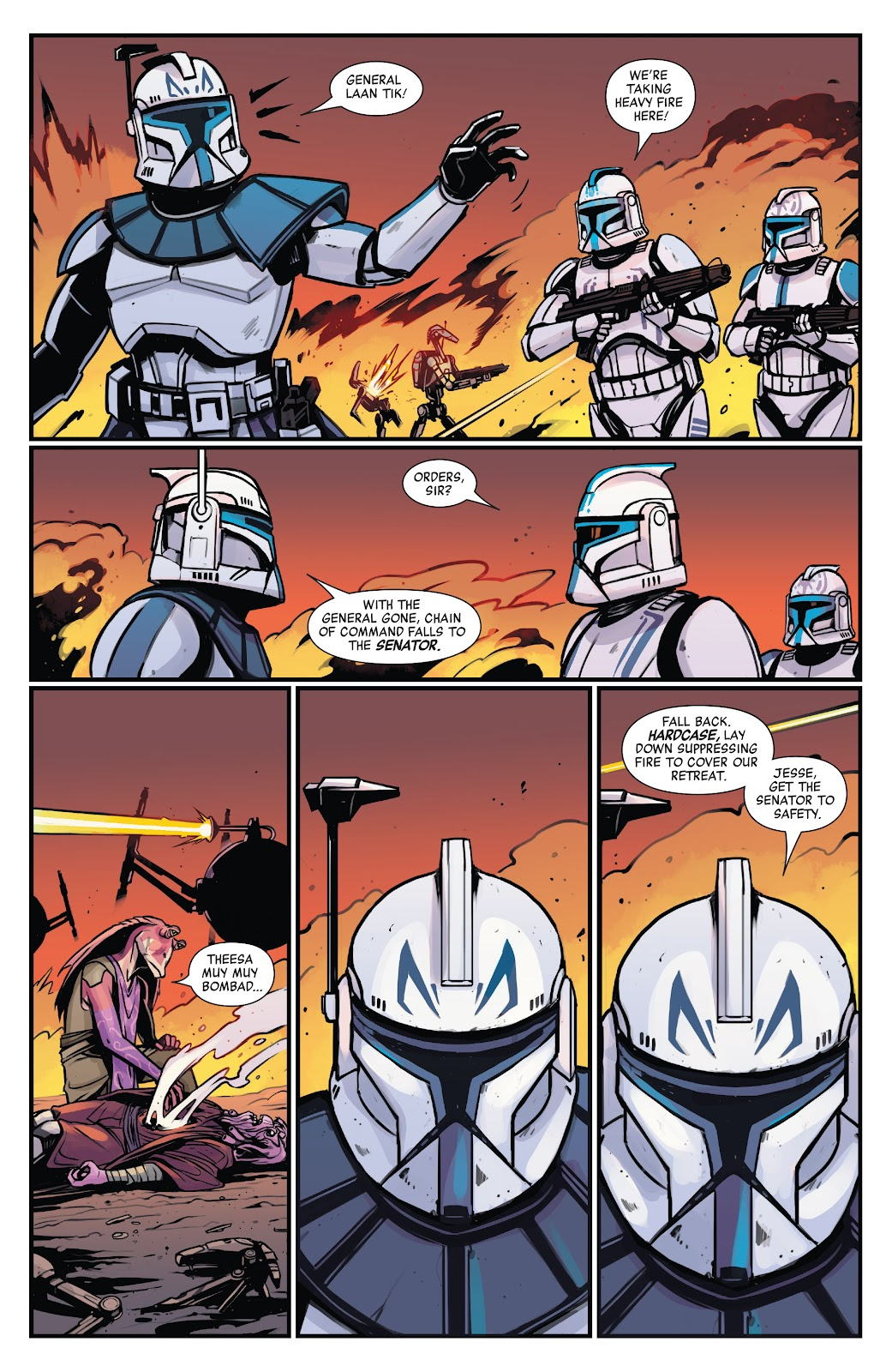 Read online Star Wars: Age of Republic Special comic -  Issue # Full - 25