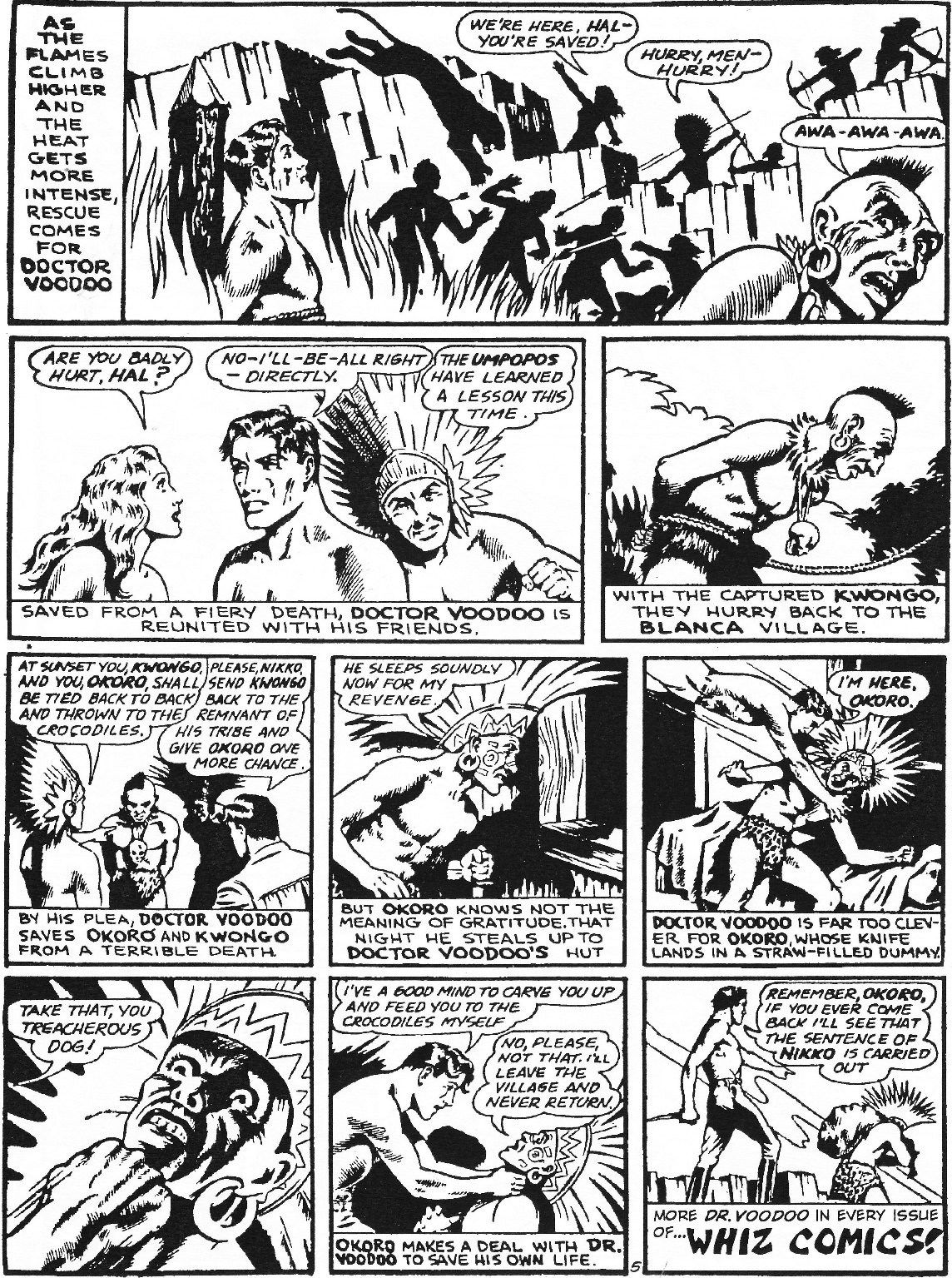 Read online Men of Mystery Comics comic -  Issue #84 - 219