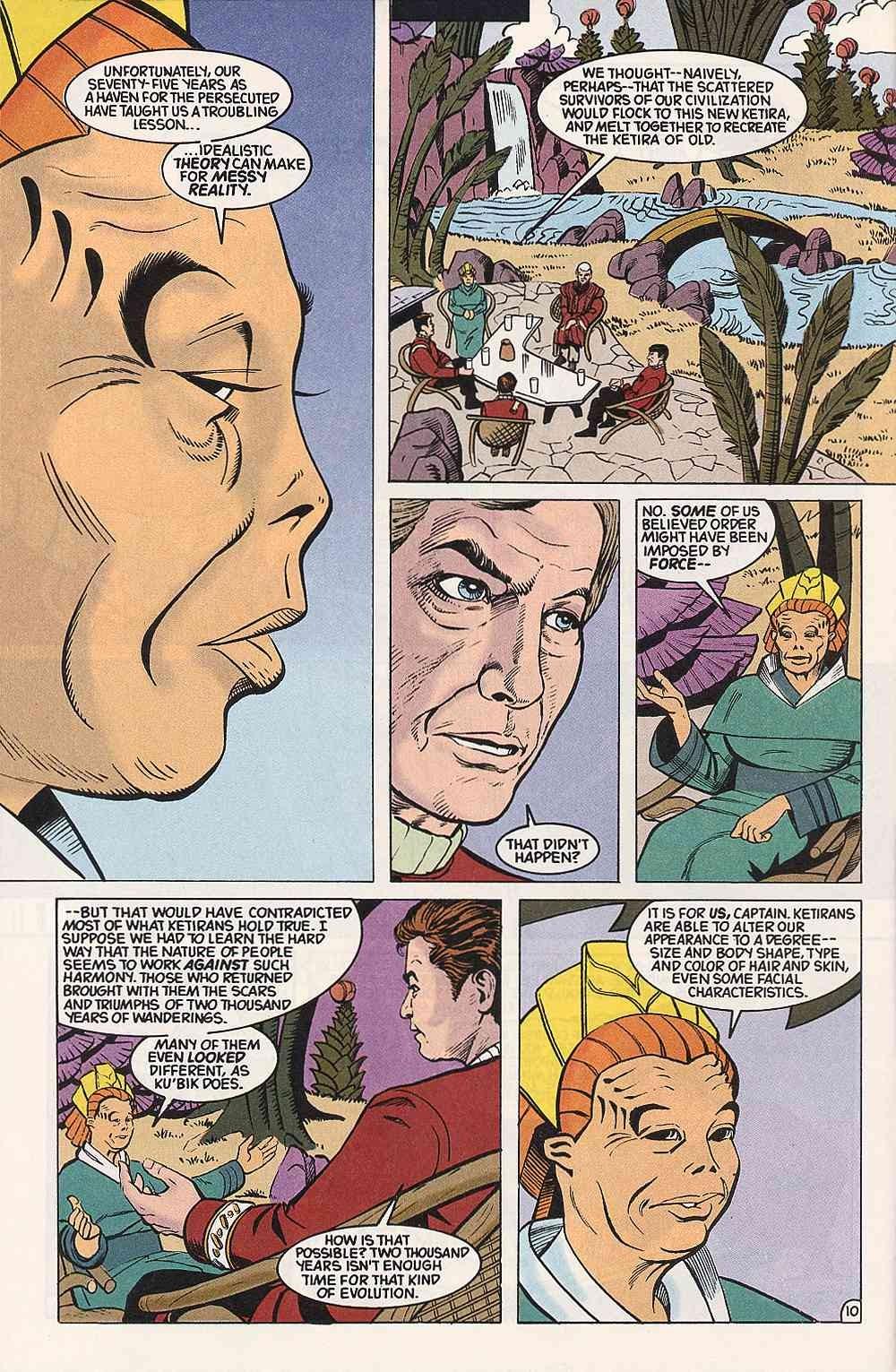 Read online Star Trek (1989) comic -  Issue # Annual 3 - 14