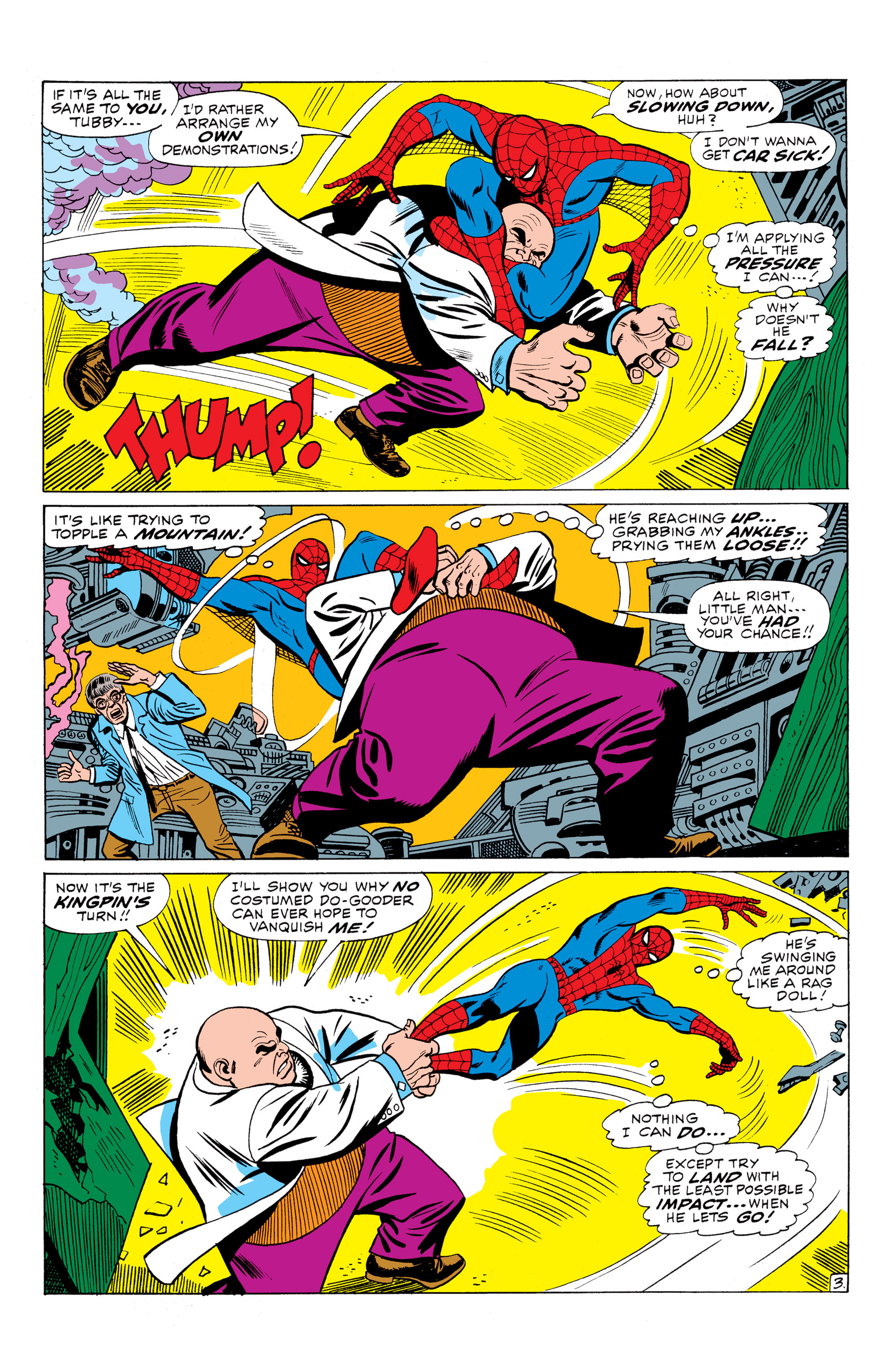 The Amazing Spider-Man (1963) 60 Page 3
