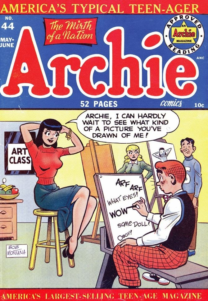 Archie Comics issue 044 - Page 1