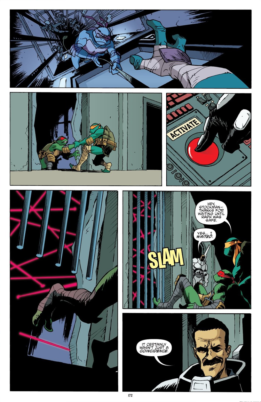 Read online Teenage Mutant Ninja Turtles: The IDW Collection comic -  Issue # TPB 8 (Part 2) - 71