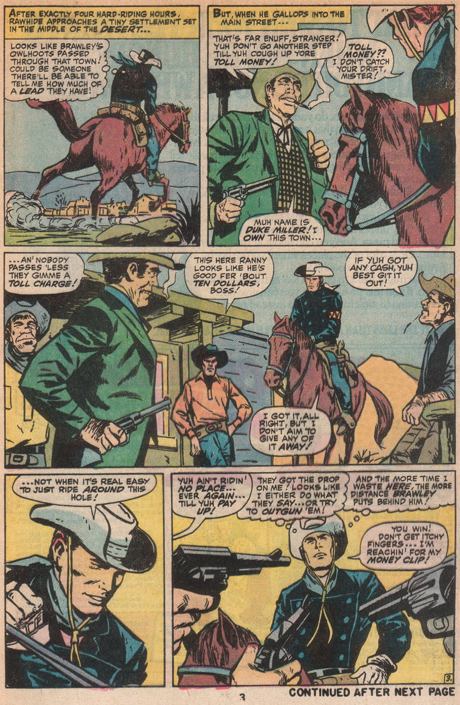 The Rawhide Kid (1955) issue 133 - Page 5
