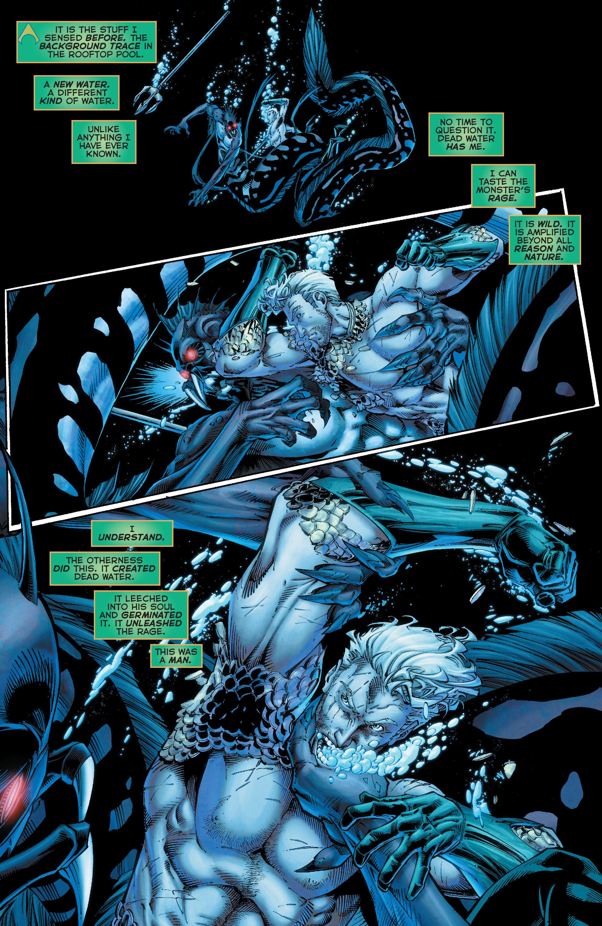 Read online Aquaman (2011) comic -  Issue #50 - 33
