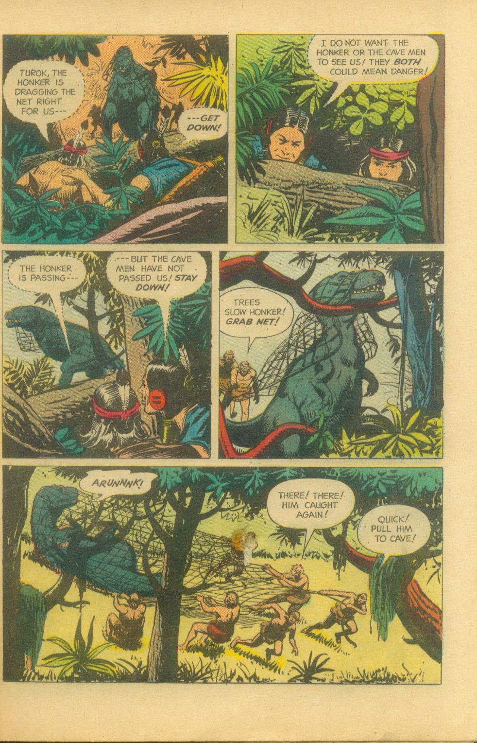 Read online Turok, Son of Stone comic -  Issue #29 - 25