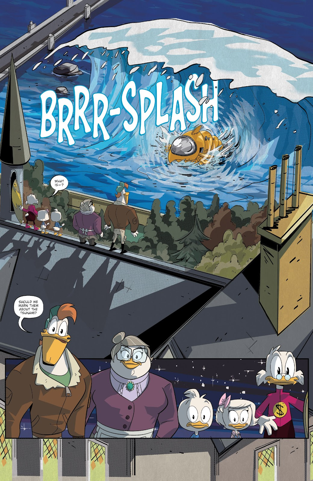 Read online Ducktales (2017) comic -  Issue #18 - 12