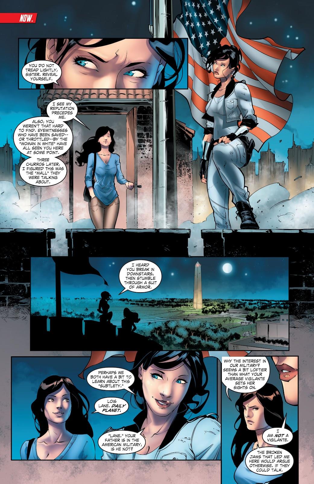 Read online Smallville Season 11 [II] comic -  Issue # TPB 5 - 30