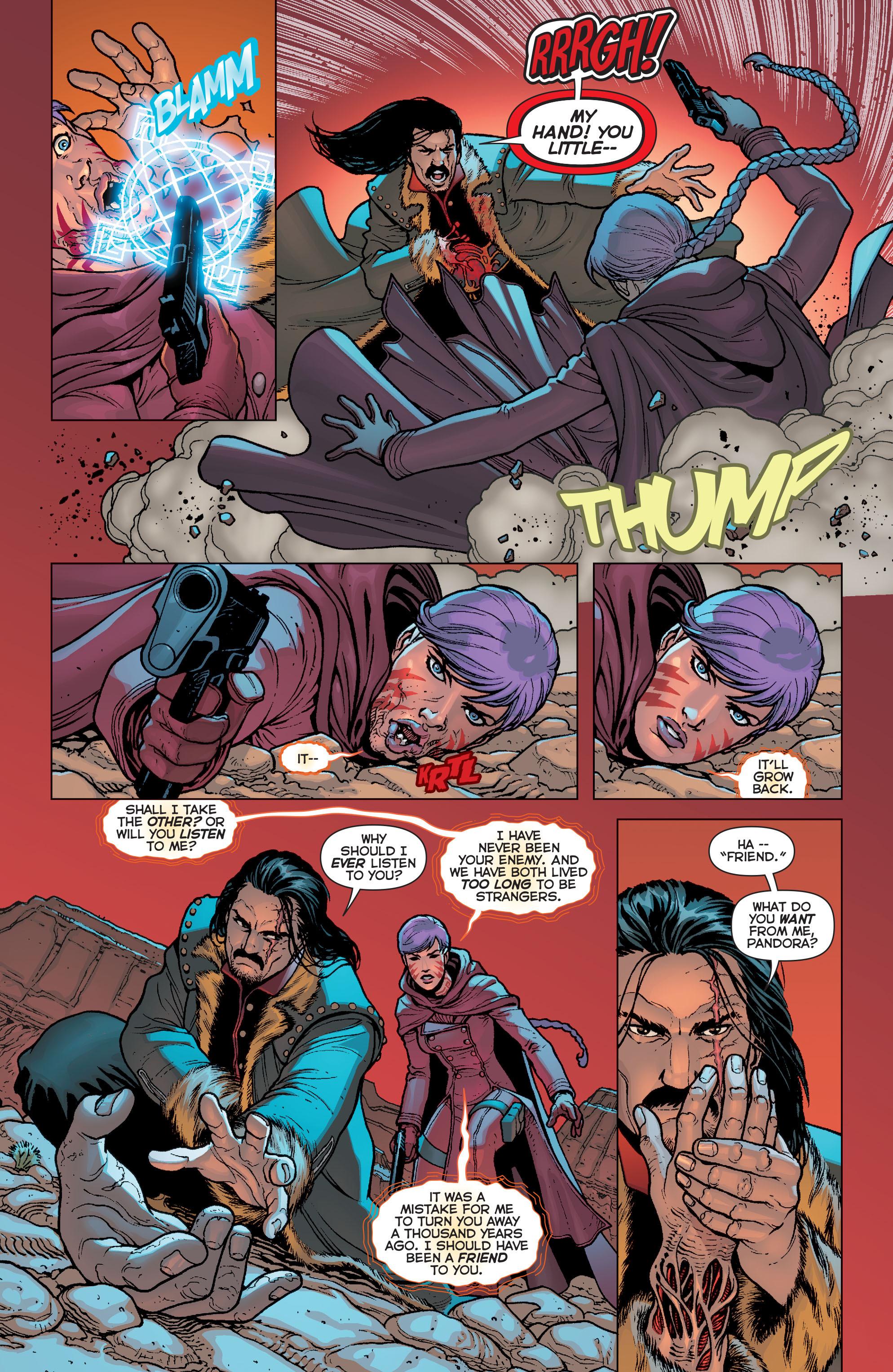 Read online Trinity of Sin: Pandora comic -  Issue #4 - 15