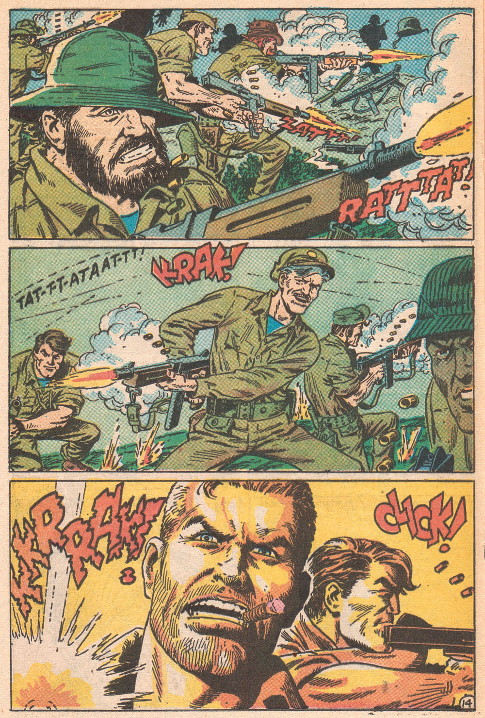 Read online Sgt. Fury comic -  Issue #70 - 20