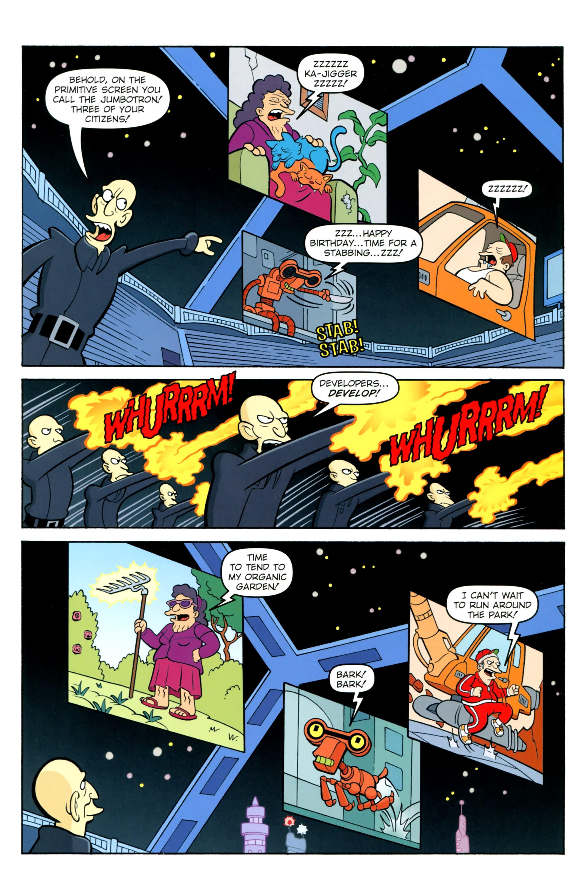 Futurama Comics futurama comics #77 - read futurama comics issue #77 page 20