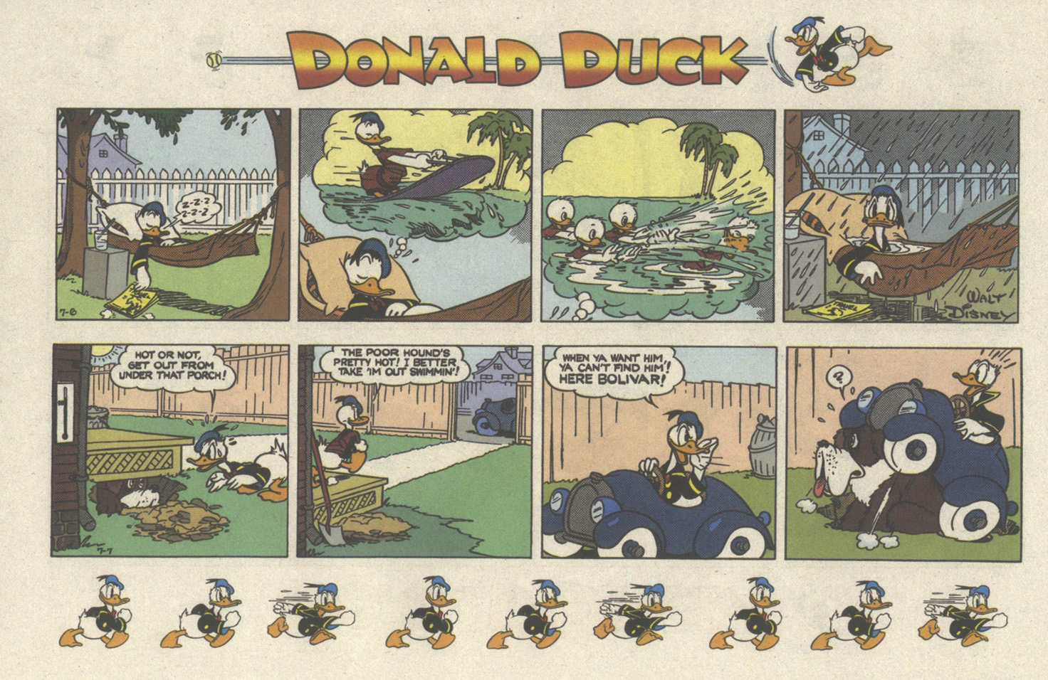 Walt Disney's Donald Duck (1986) issue 298 - Page 26