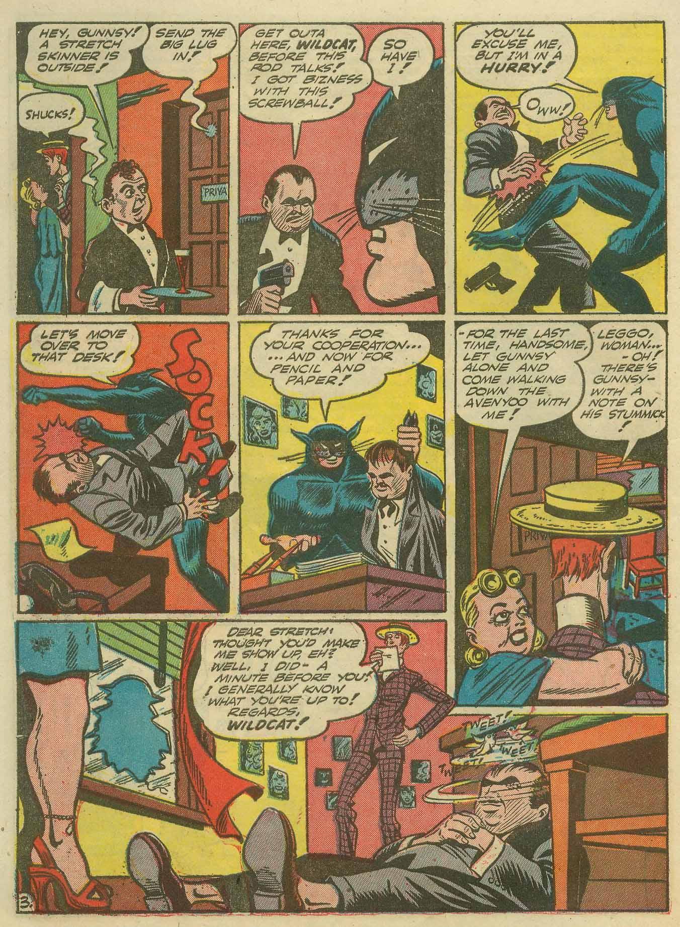 Read online Sensation (Mystery) Comics comic -  Issue #14 - 58