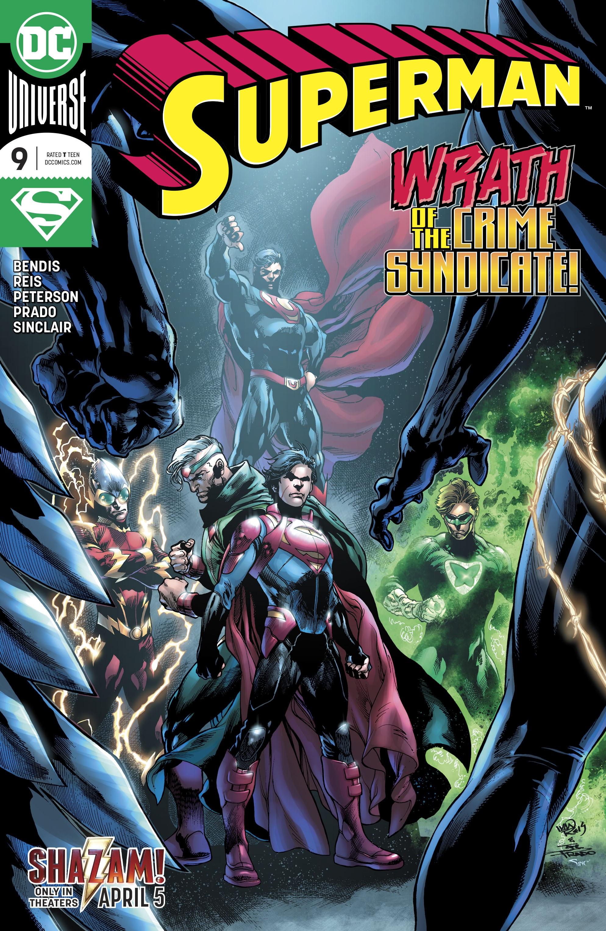 Superman (2018) 9 Page 1