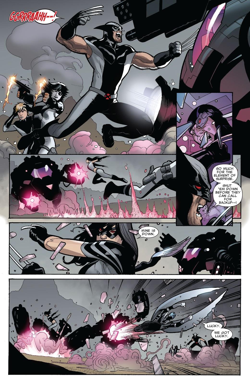 Uncanny X-Men (1963) issue 525 - Page 19