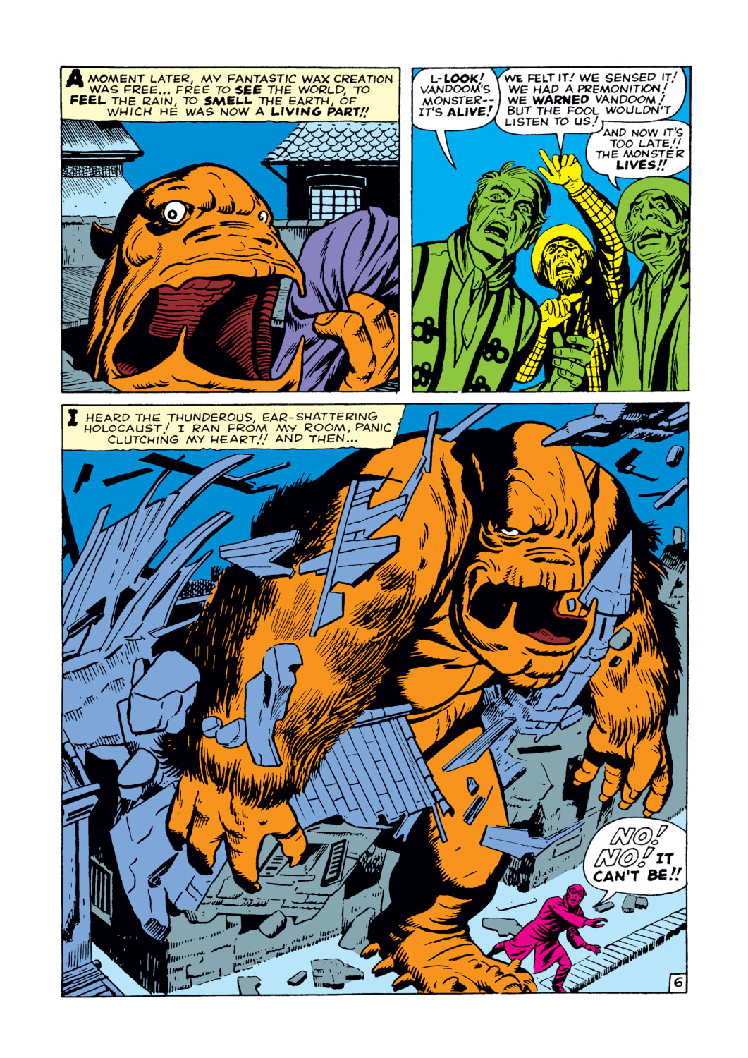 Tales to Astonish (1959) issue 17 - Page 8