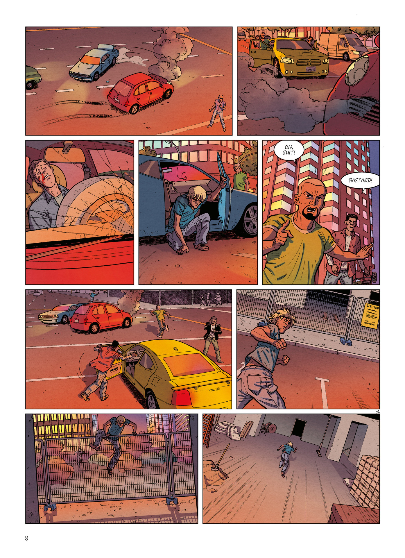 Read online Alter Ego comic -  Issue #6 - 10
