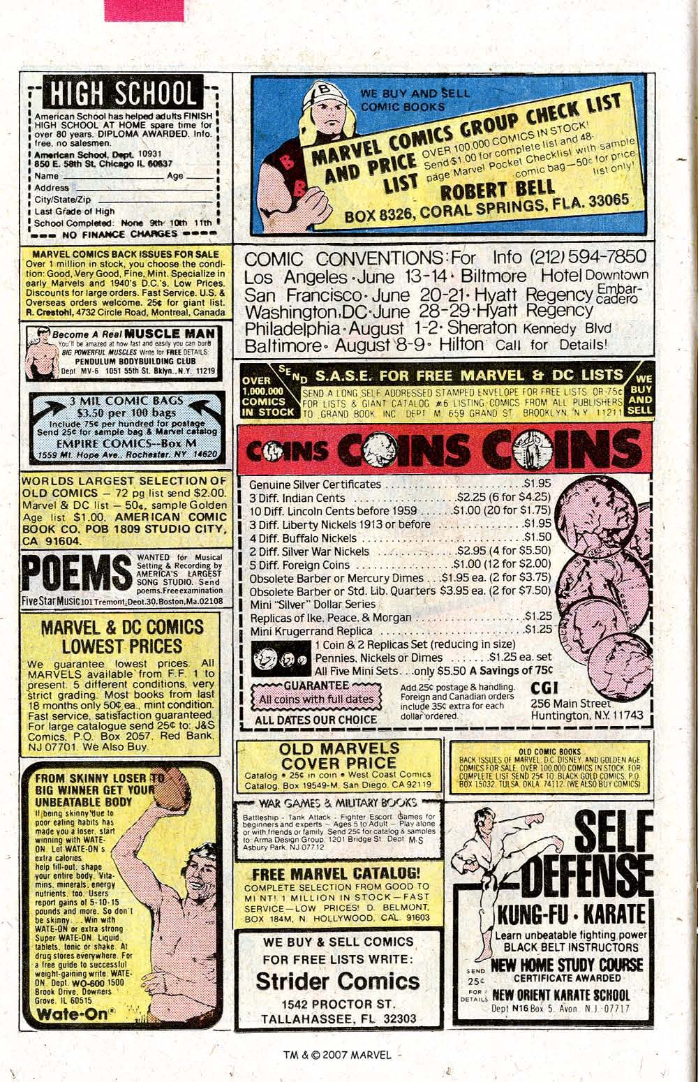 Read online Captain America (1968) comic -  Issue # _Annual 5 - 14