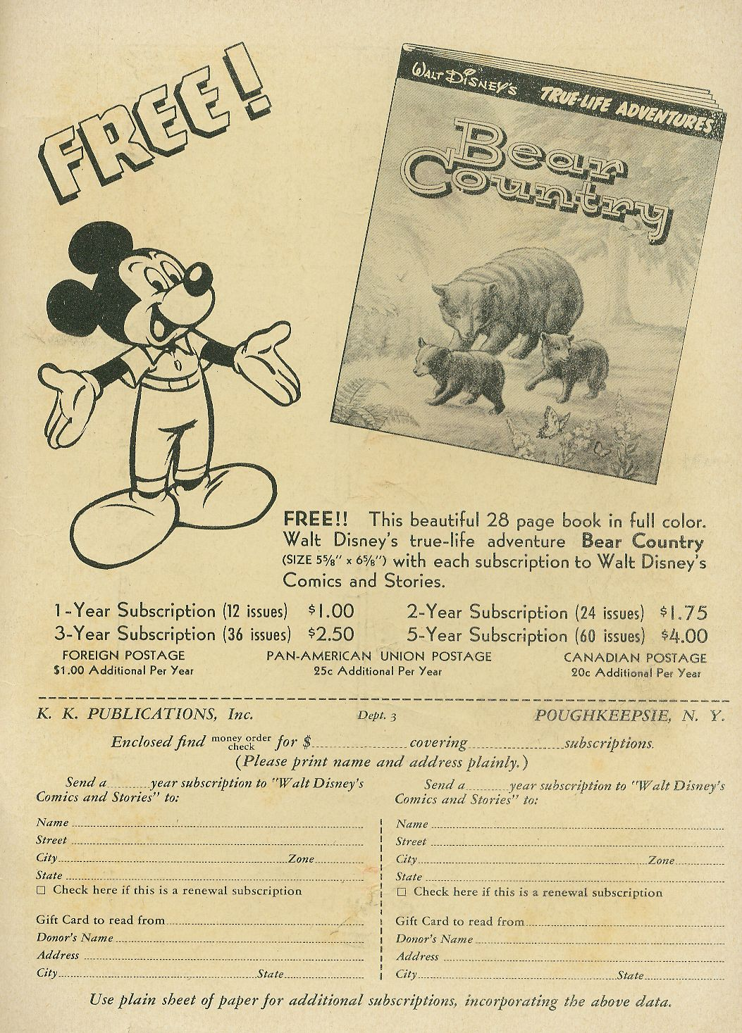 Walt Disney's Comics and Stories issue 198 - Page 35