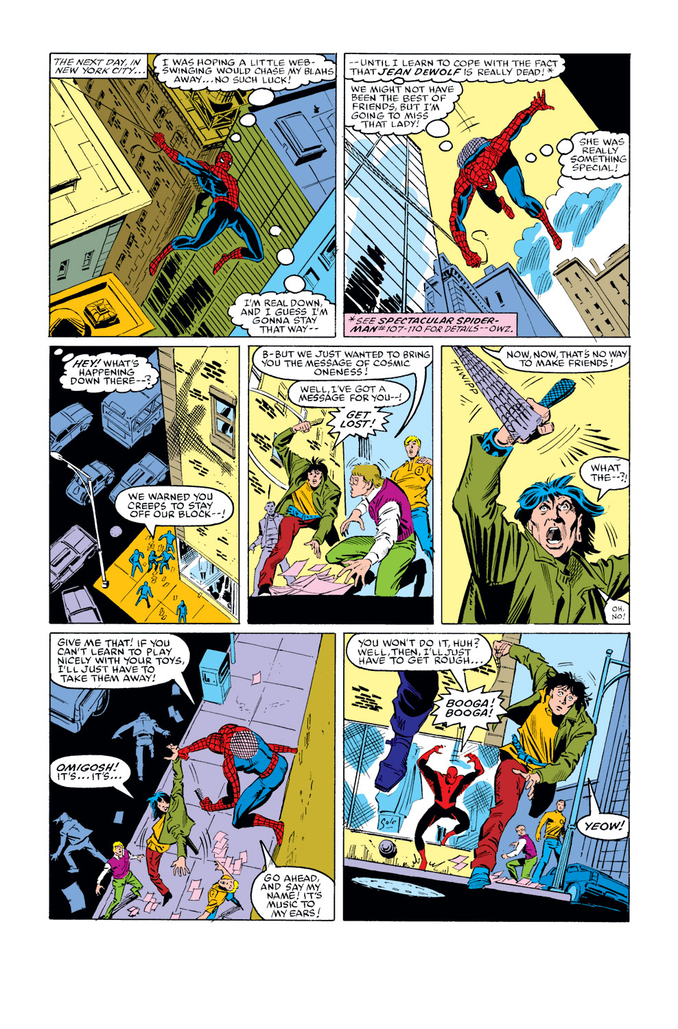 The Amazing Spider-Man (1963) 273 Page 5