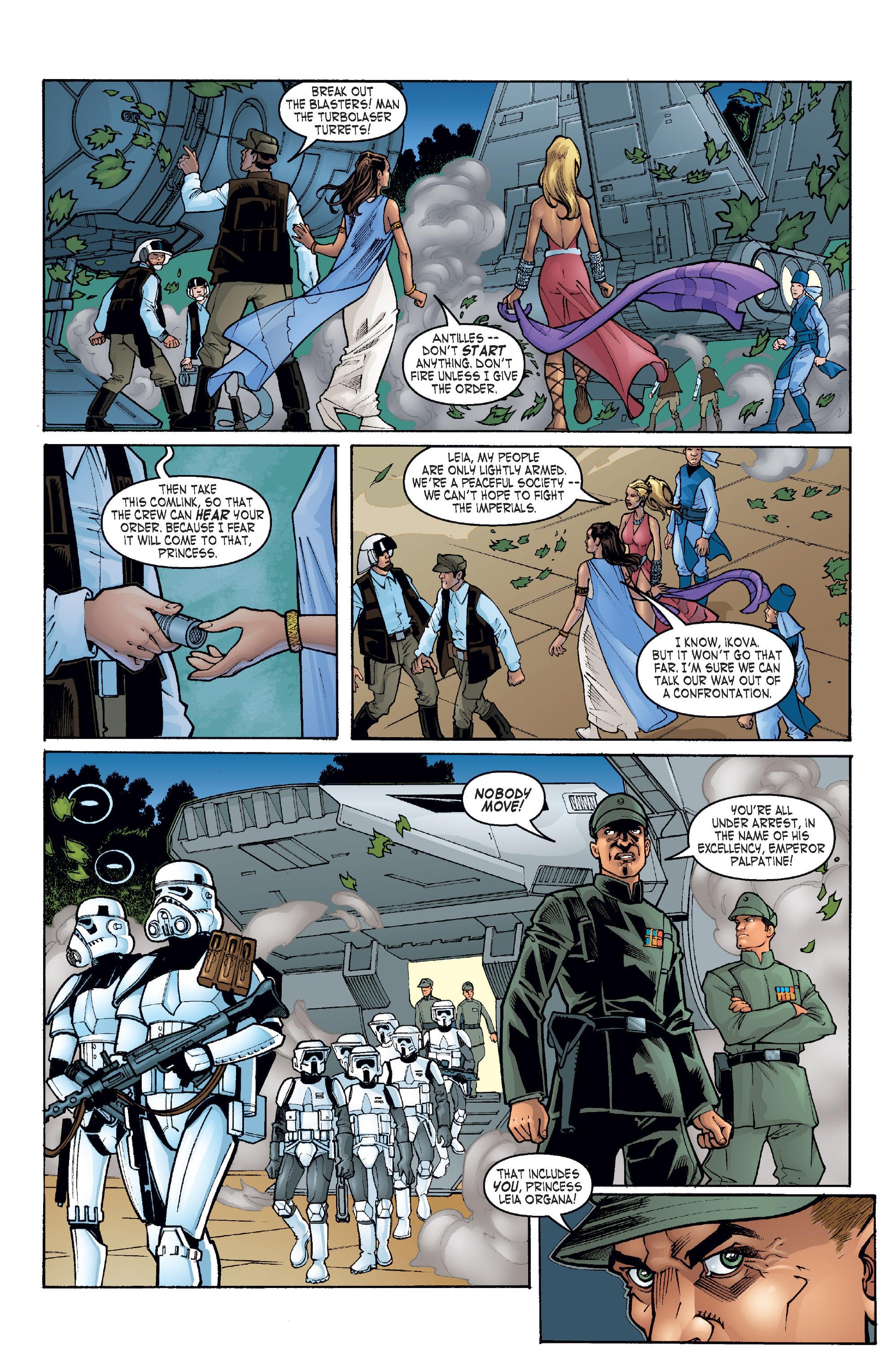 Read online Star Wars Omnibus comic -  Issue # Vol. 17 - 115