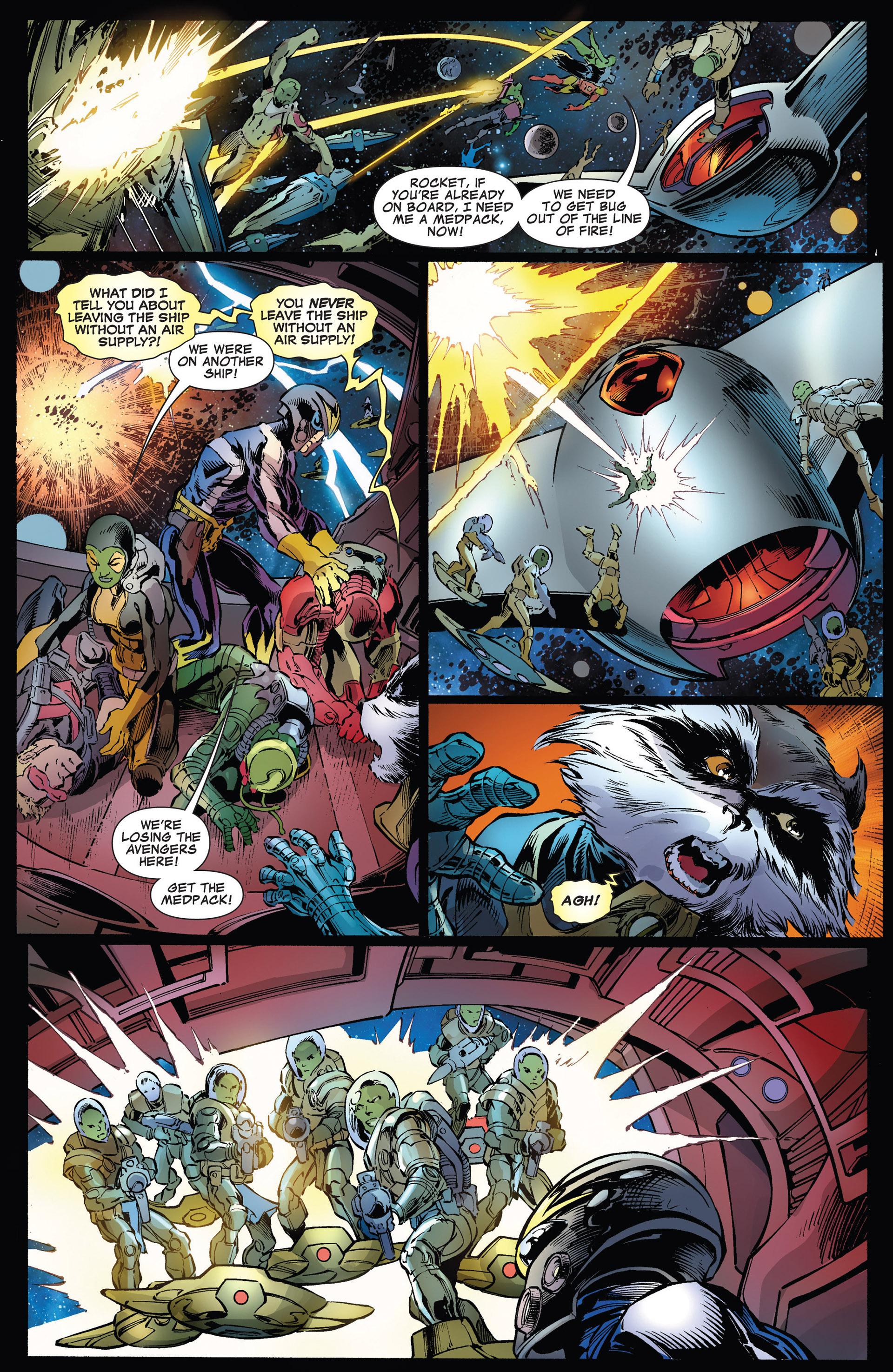 Avengers Assemble (2012) 7 Page 9