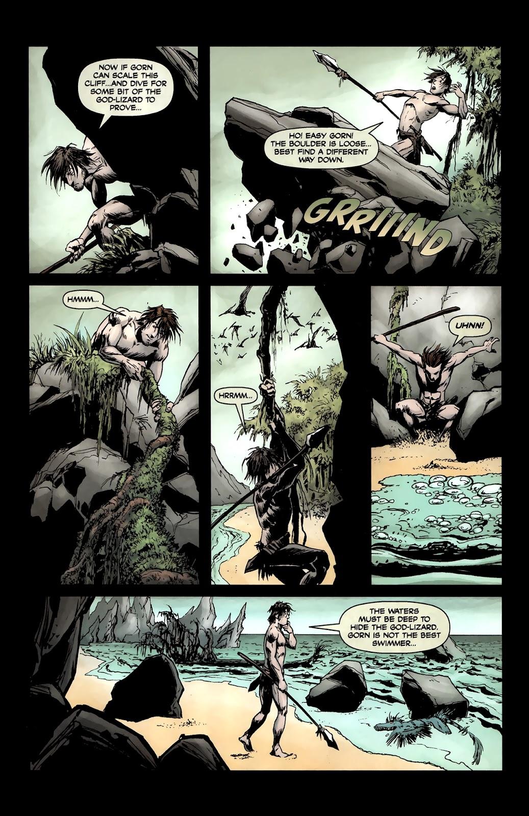 Read online Tyrannosaurus Rex comic -  Issue # Full - 22